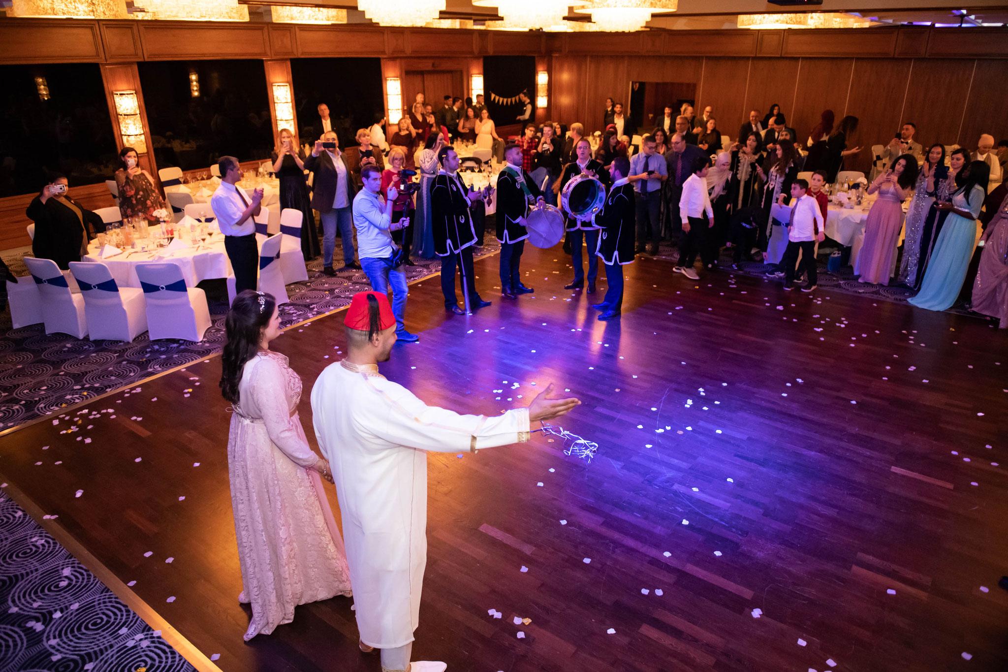Videograf in Darmstadt gesucht für marokkanische Hochzeit