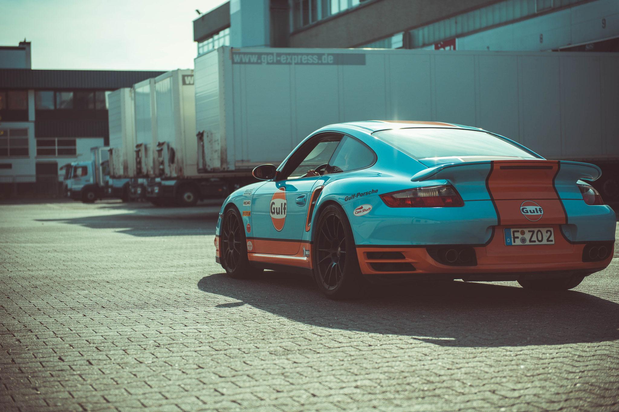 Porsche 997 Turbo mit 650 PS