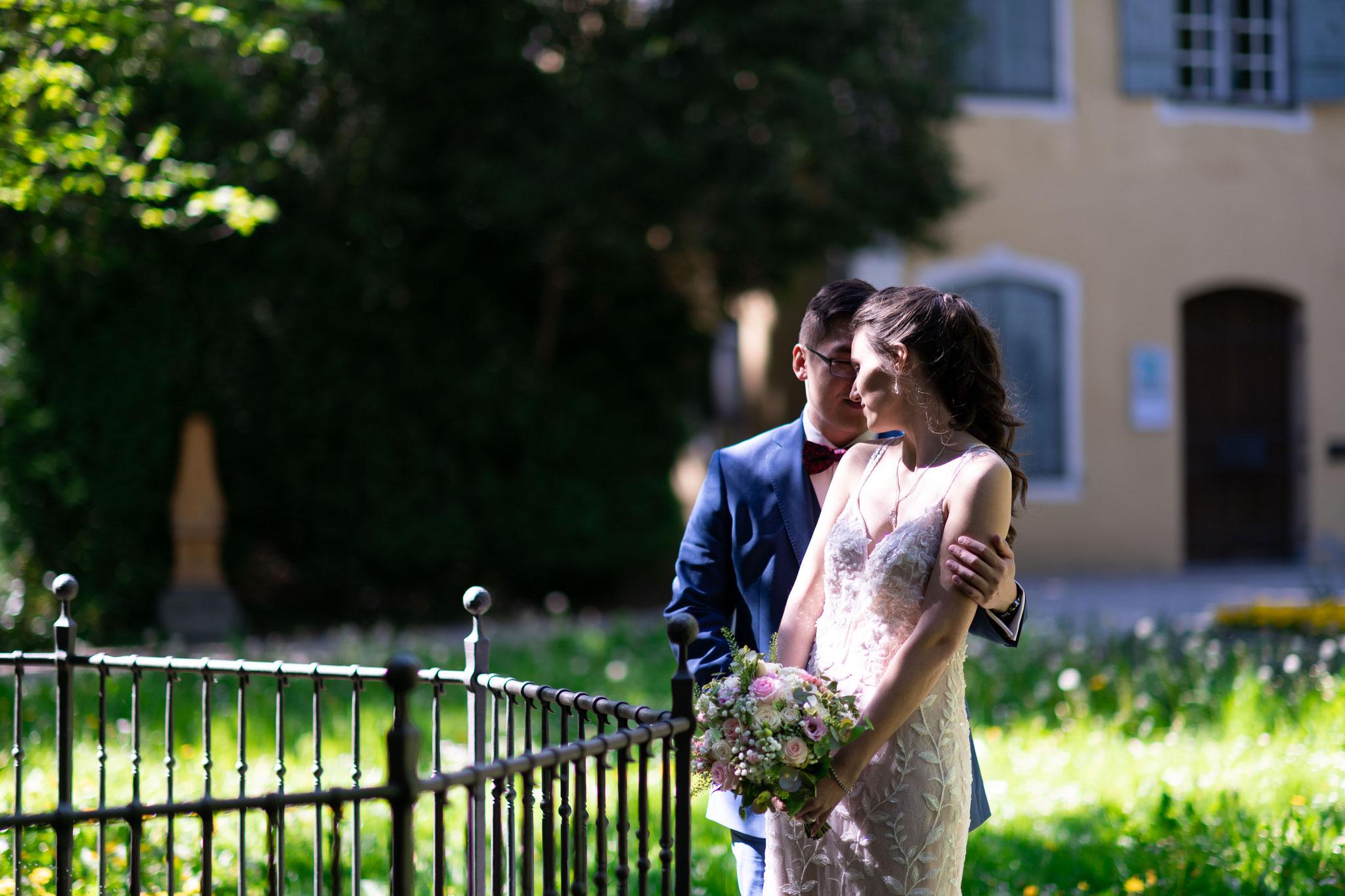 Fotograf für authentische und professionelle Hochzeitsfotos in Memmingen und Bayern