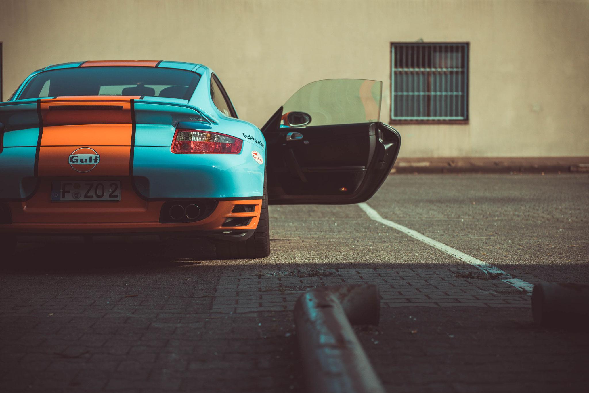 Porsche 997 Turbo - 800 Nm