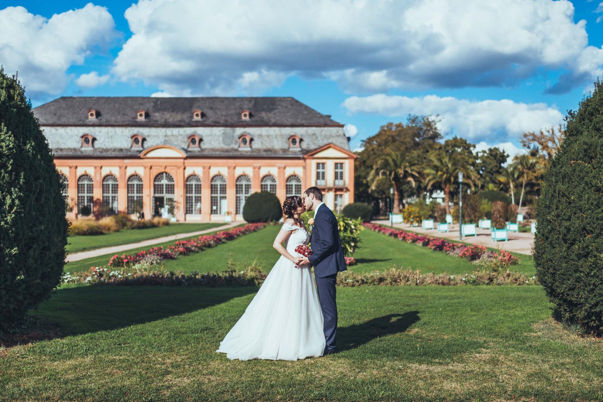 Professionelle Fotos und Videos für Brautpaare Deutschlandweit