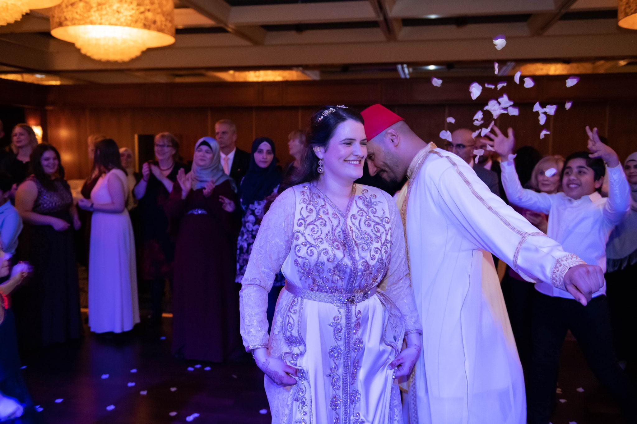 Kamerateam in Darmstadt gesucht für marokkanische Hochzeit
