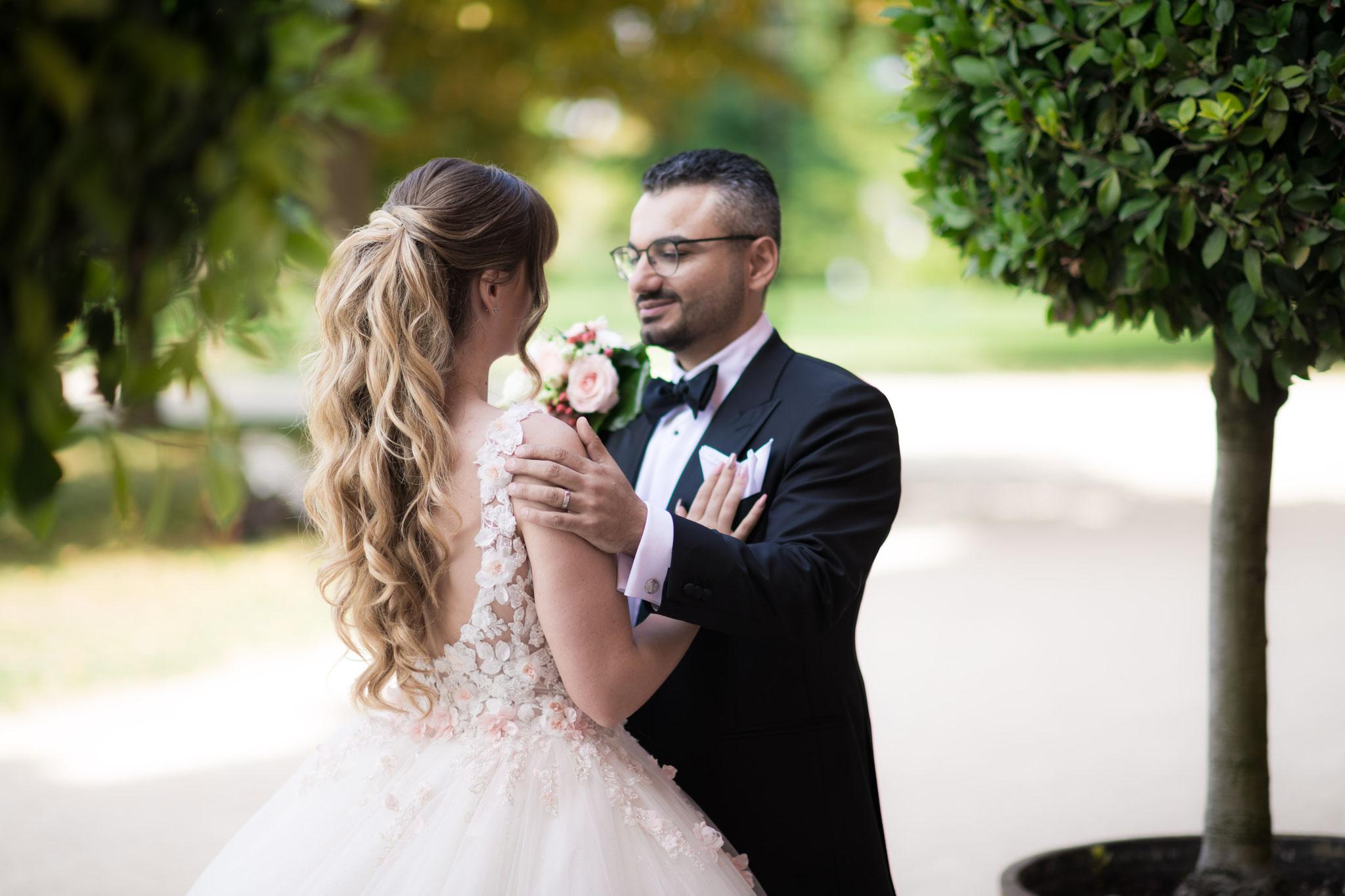 Fotograf für deutsch arabische Hochzeit in Frankfurt, Wiesbaden und Deutschlandweit