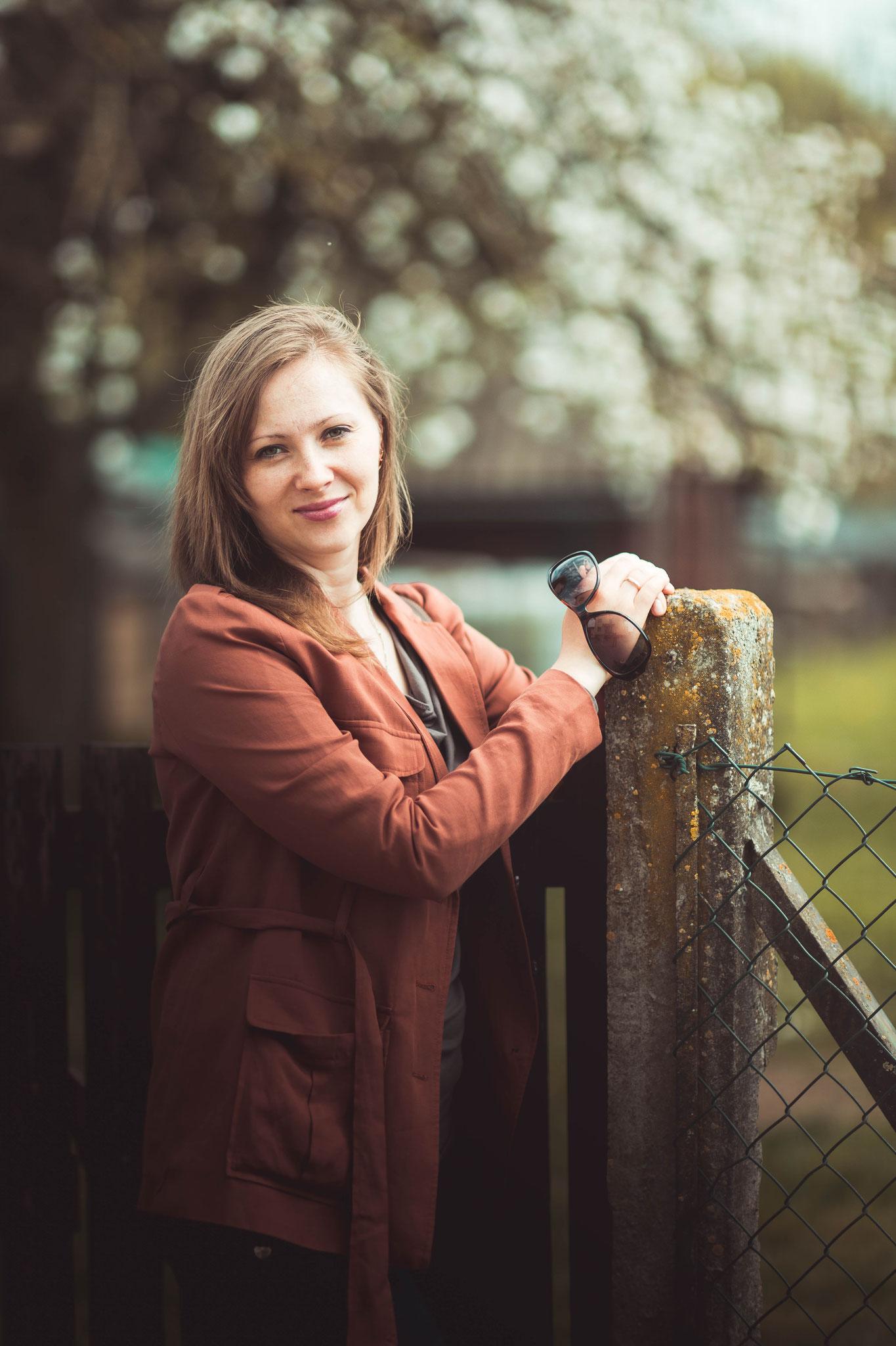 Frauenportraits und Portraits von jungen Menschen in Frankfurt und Umgebung