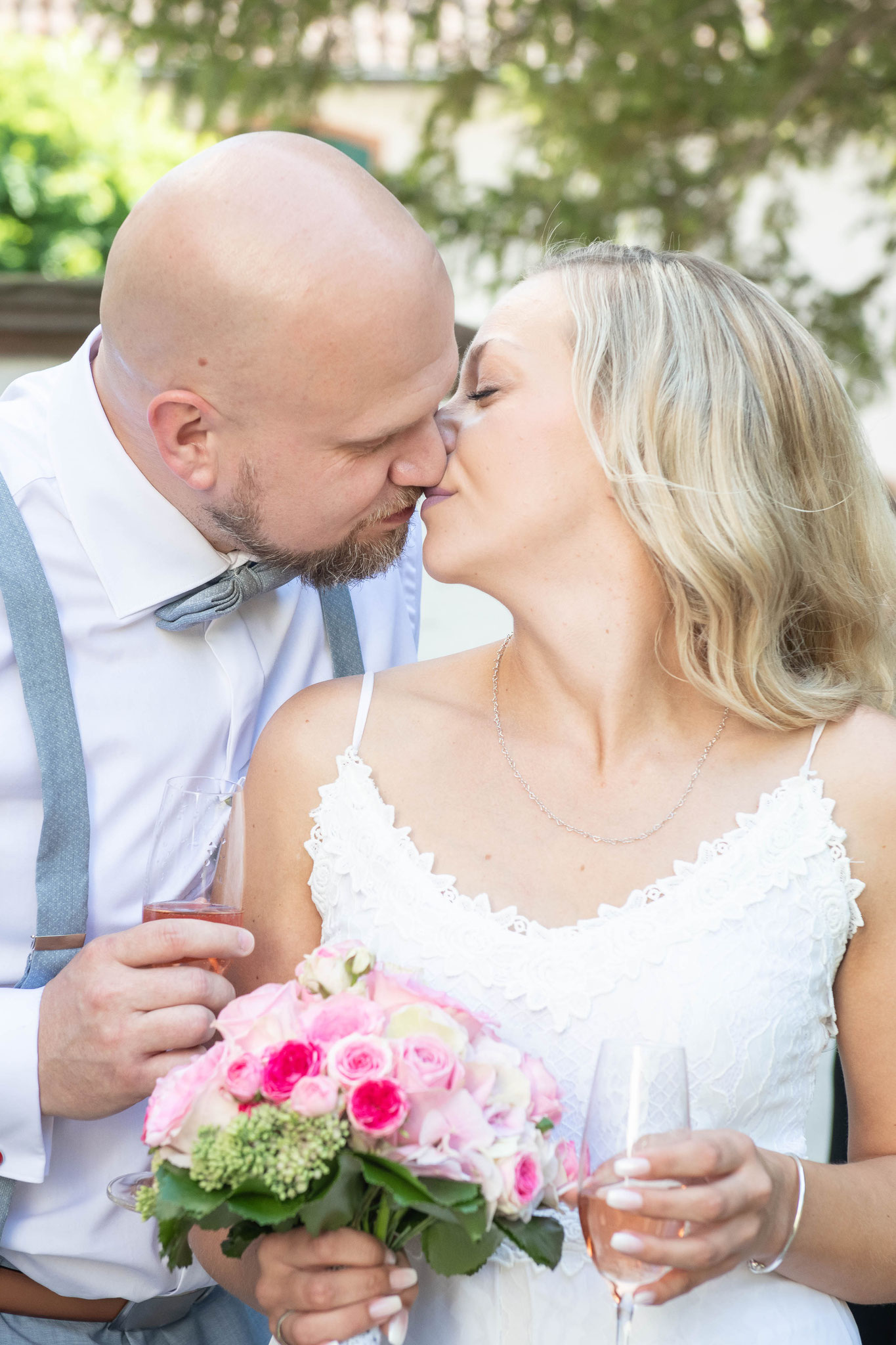 Hochzeitsfotos in Reinheim
