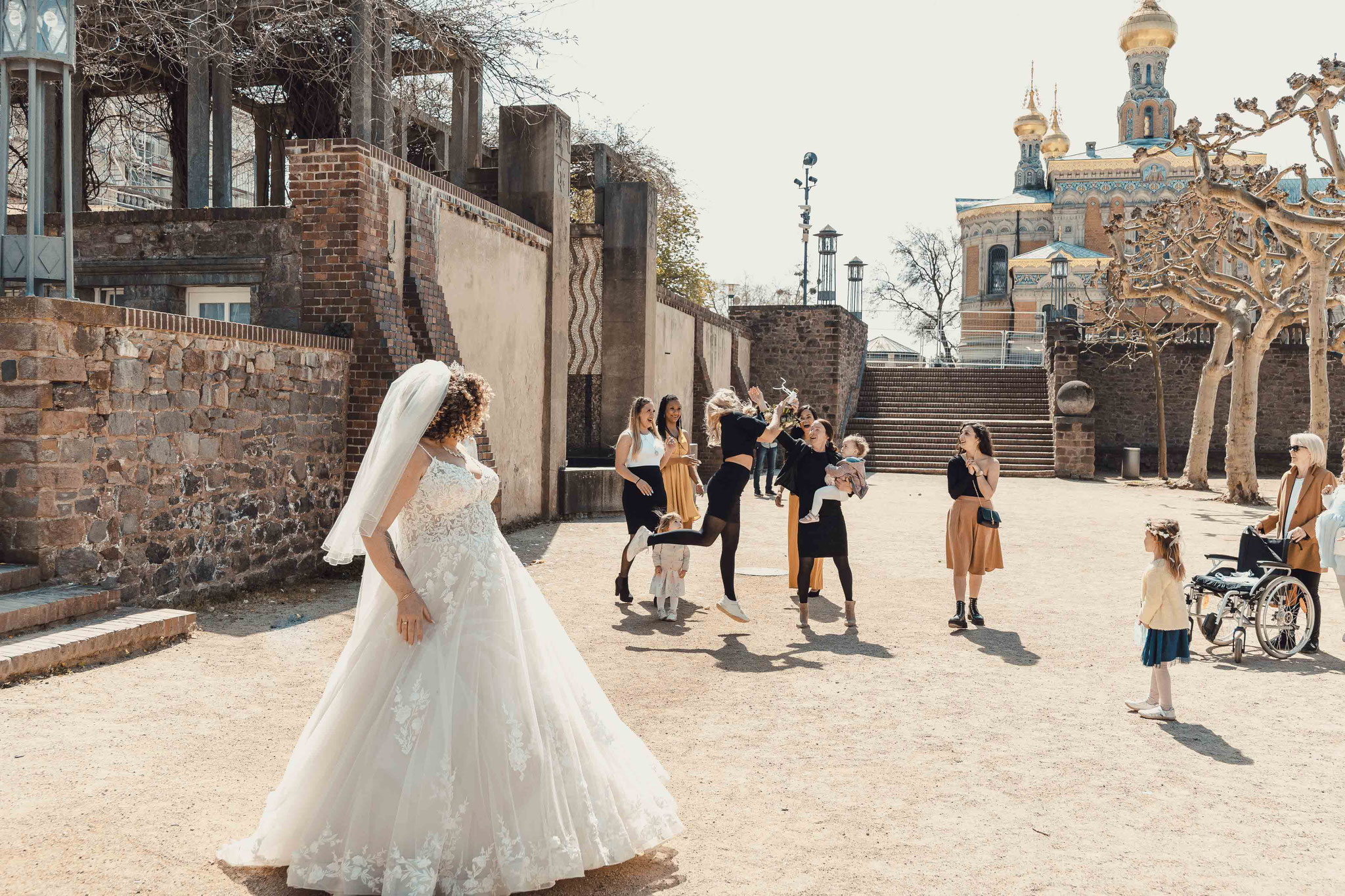 Mein Hochzeitsfotograf in Corona Zeiten