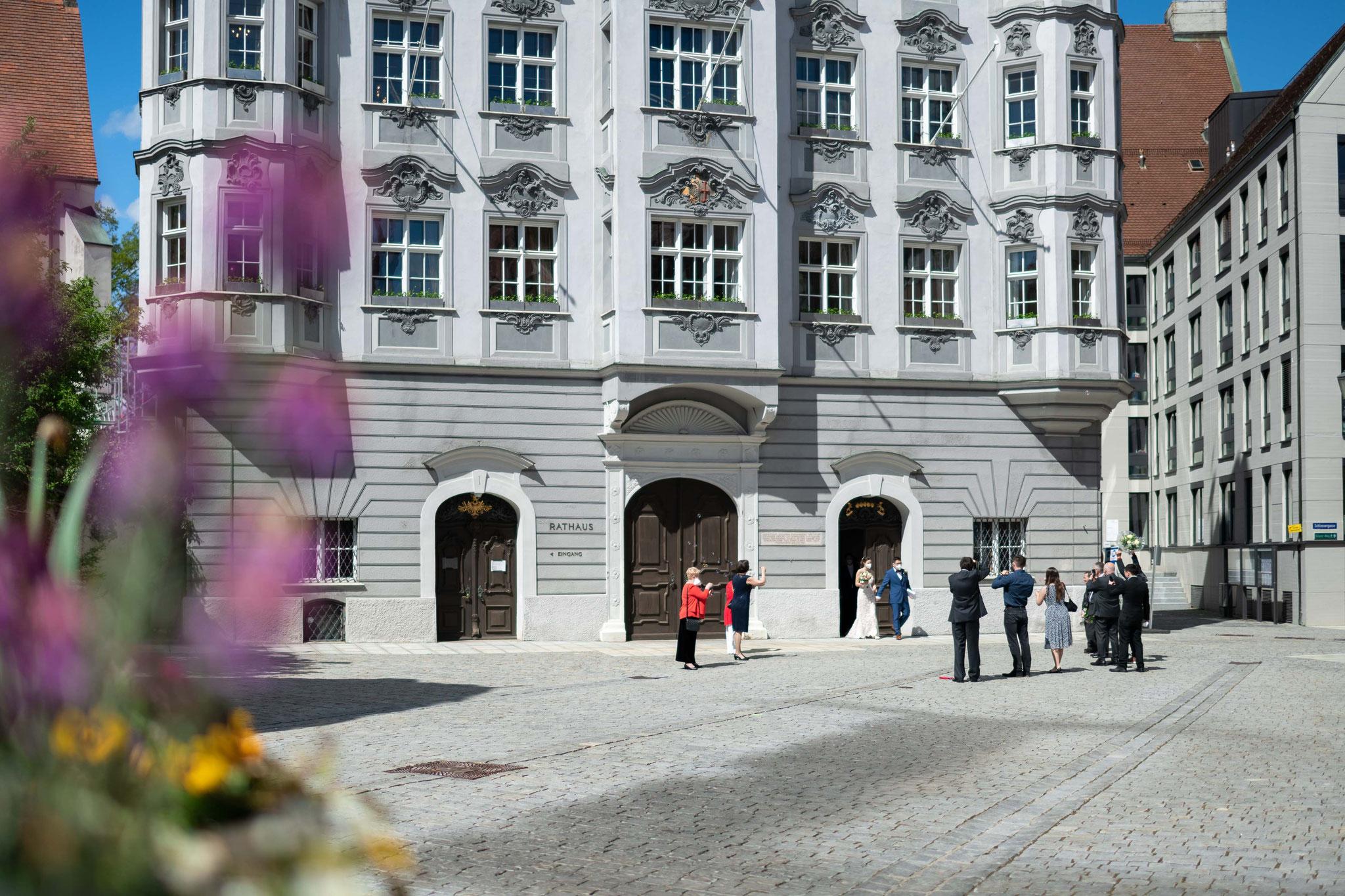 Professioneller Hochzeitsfotograf für meine Hochzeit in Memmingen und Bayern