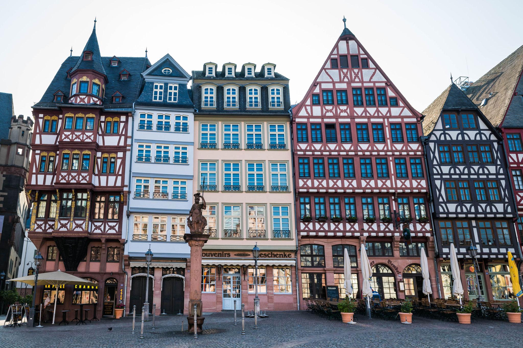 Am Römer in Frankfurt am Main