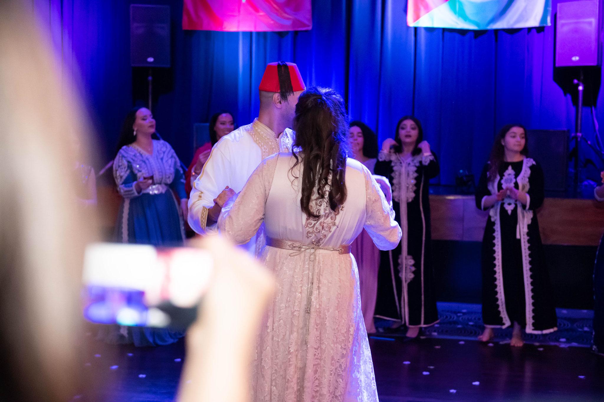 Weddingfotos Deutsch-Marokkanische Hochzeit