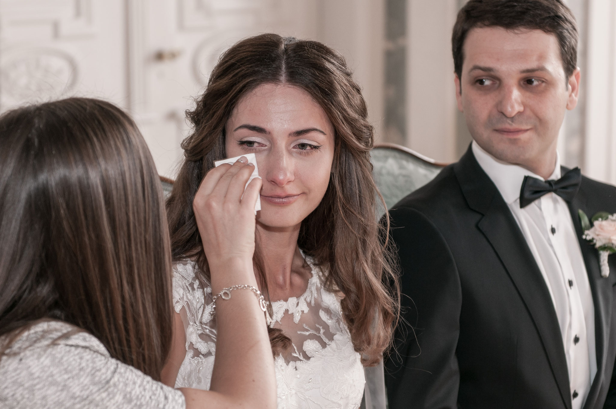 Die Tränen der Liebe - Hochzeit im Standesamt Höchst