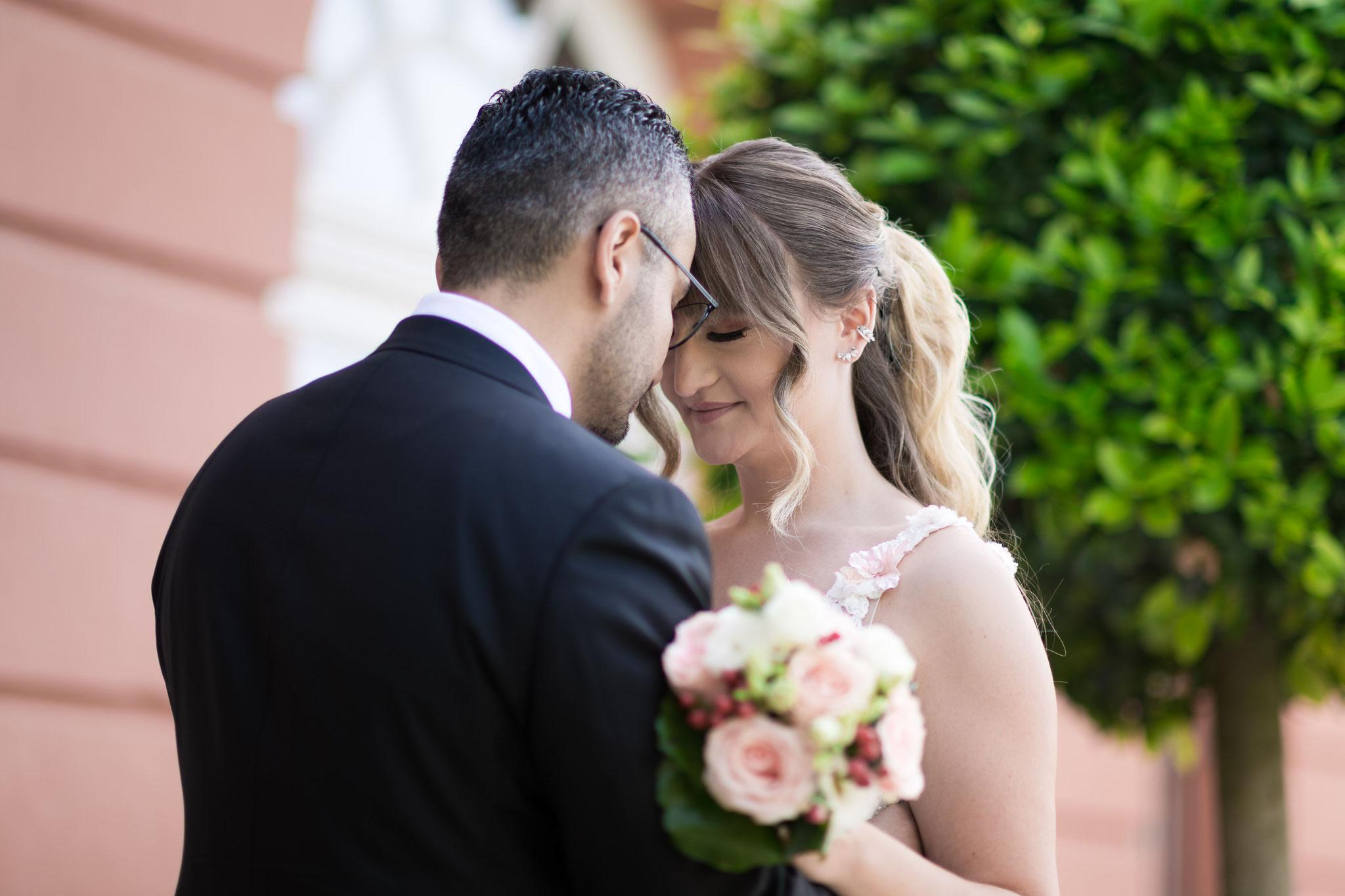 Deutsch-Arabische Hochzeit