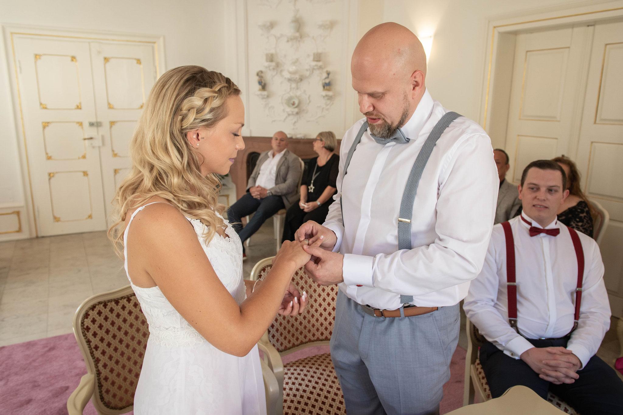 Wir heiraten in Reinheim