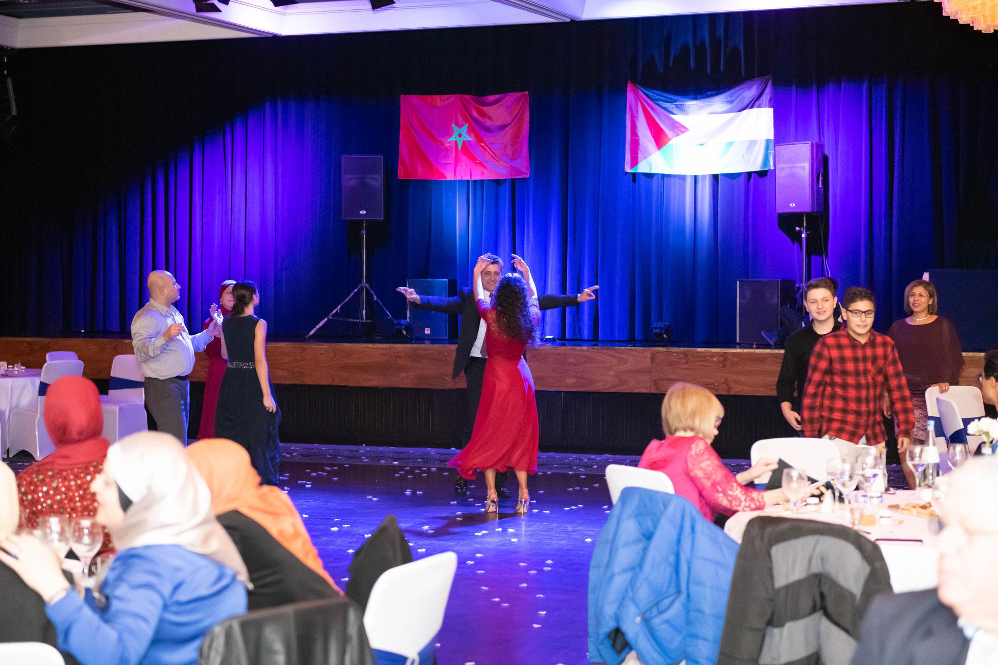 Tanzfläche für jeden, auch für kleine Gäste
