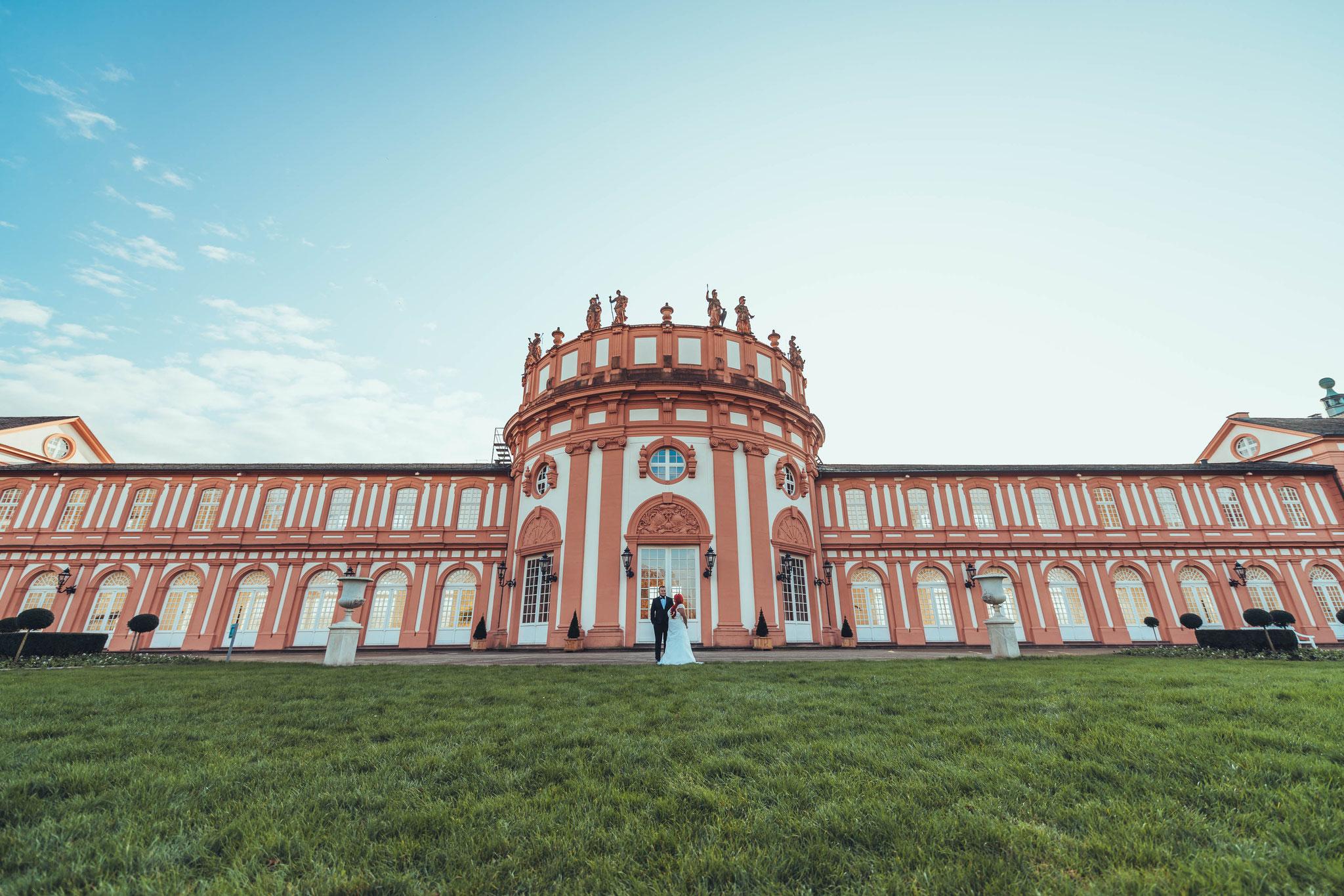 Brautpaar Shooting in Wiesbaden, Bingen am Rhein, Bad Kreuznach