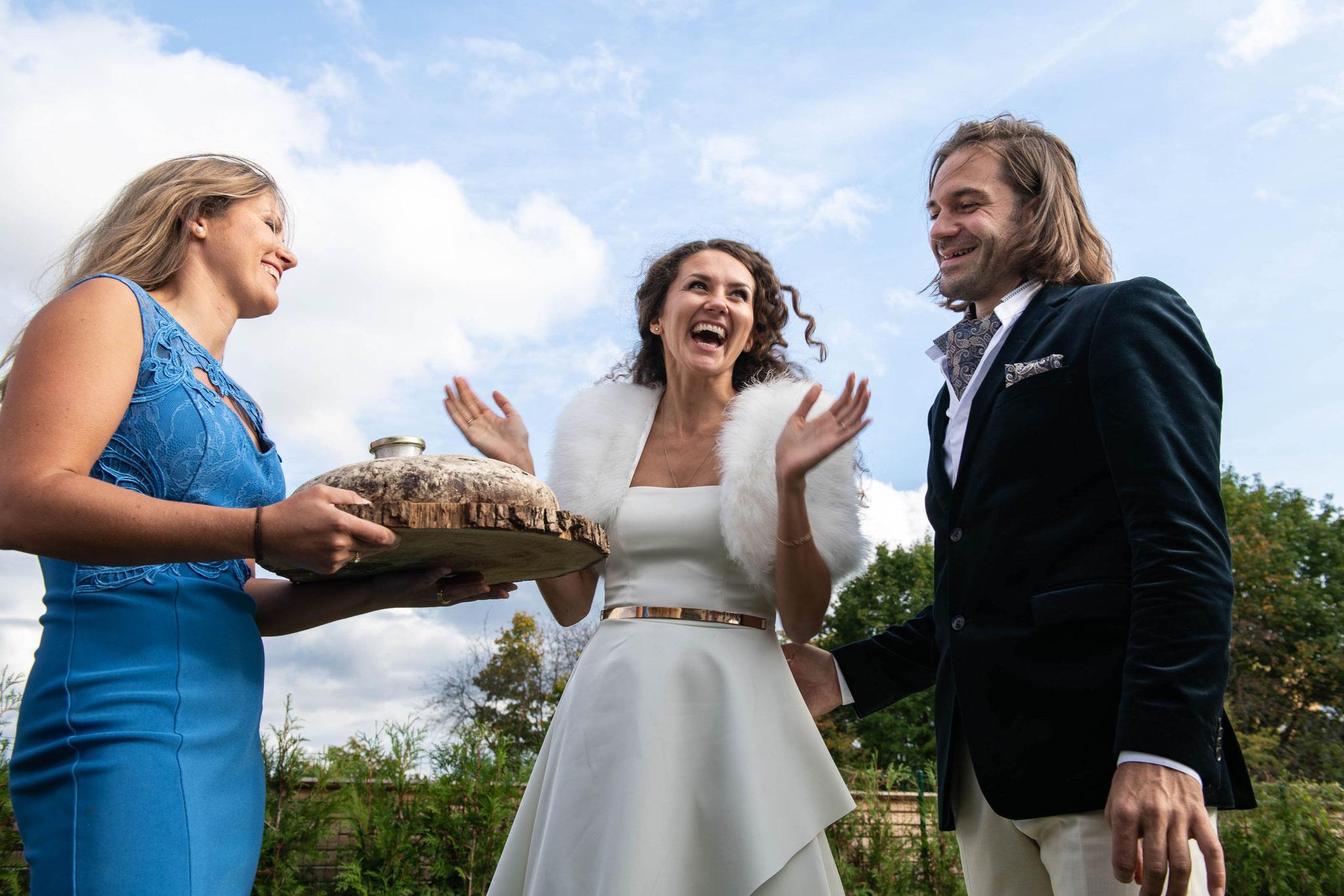 Fotograf und Videograf für deutsch russische Hochzeiten in Würzburg