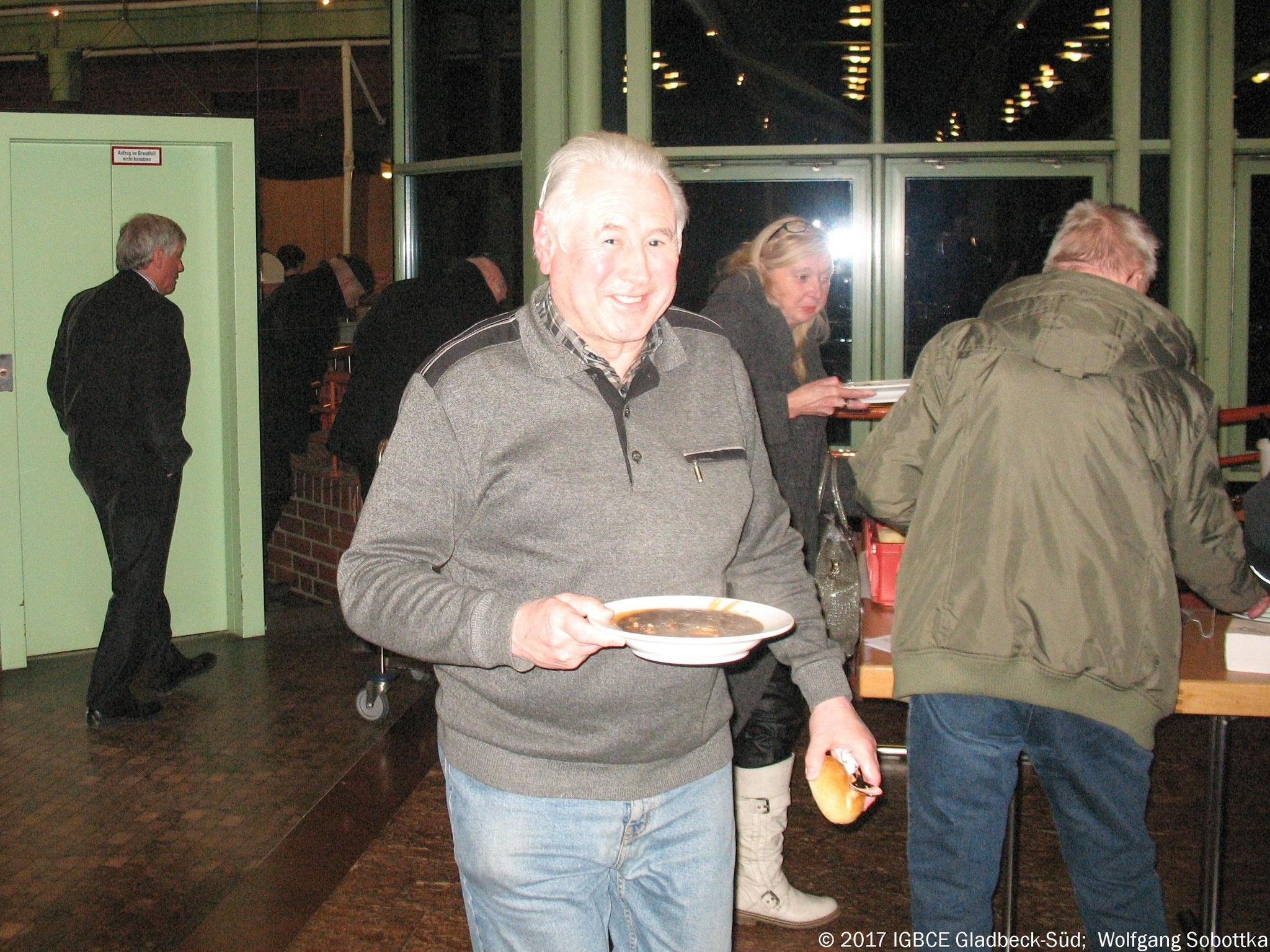 DGB Neujahrsempfang 2017 in Gladbeck, Fotos: IG BCE Gladbeck-Süd Wolfgang Sobottka