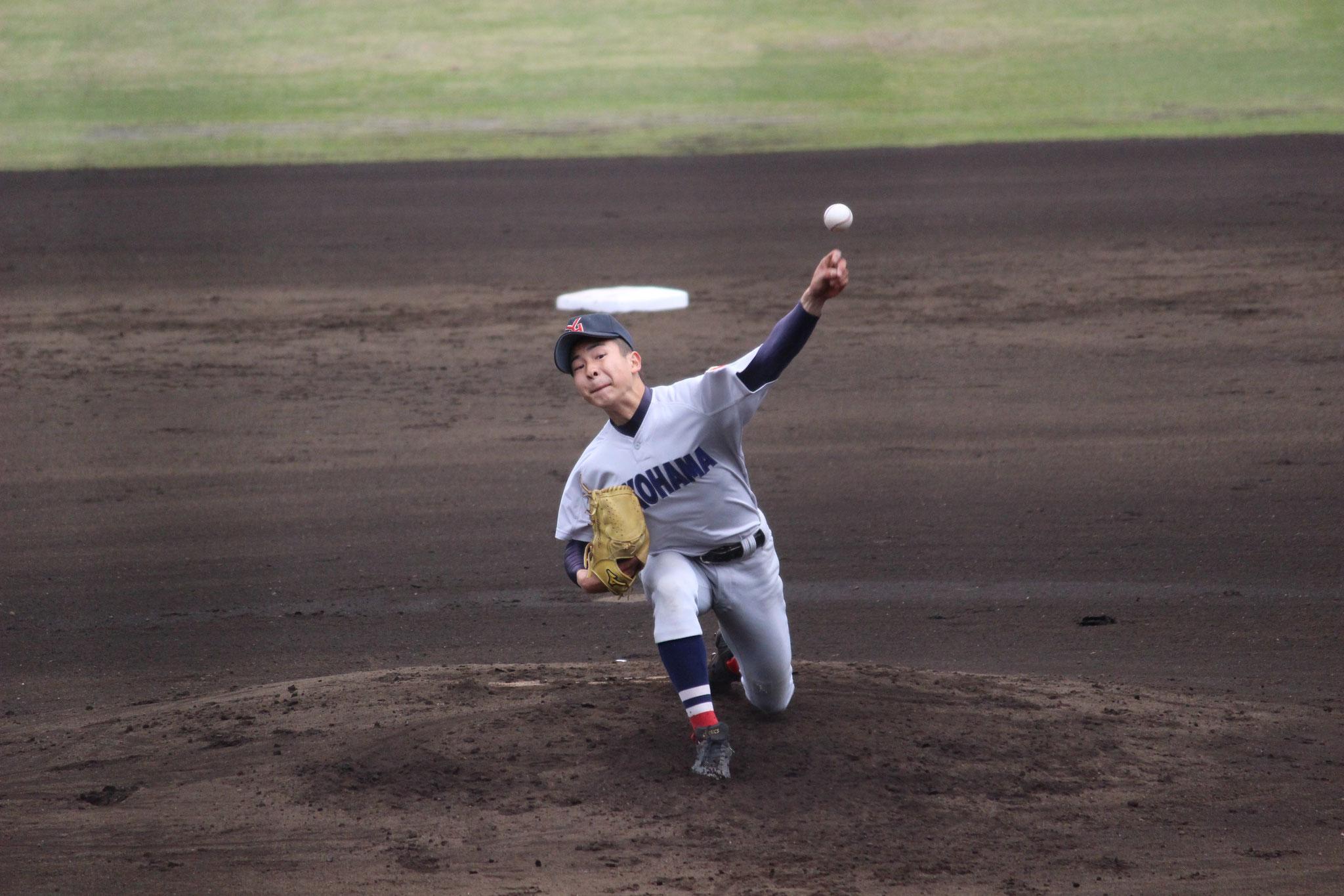 【横浜高校 板川佳矢】神奈川県春季大会 4回戦vs桐蔭学園