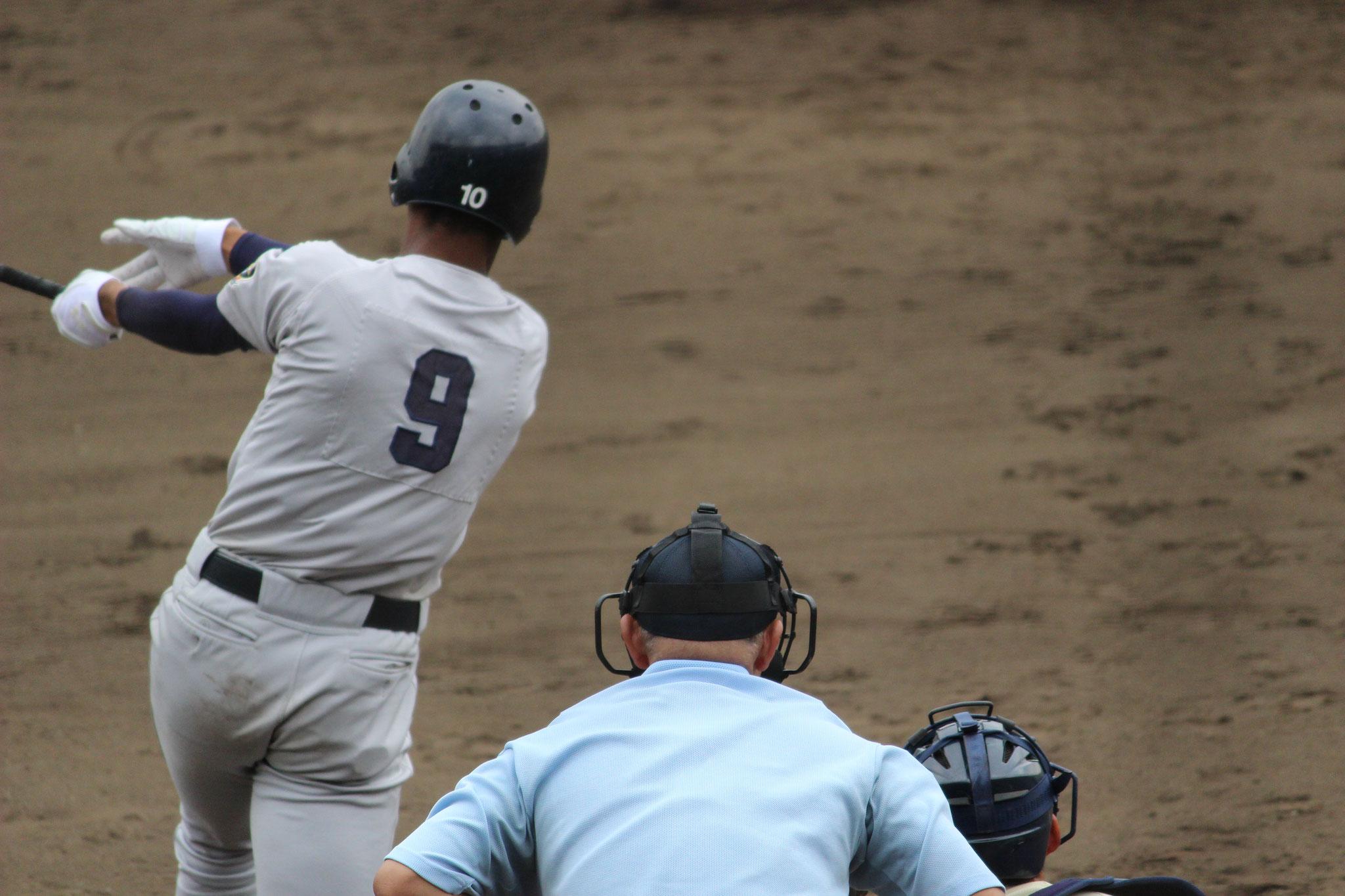 【横浜高校 攻撃】神奈川県春季大会 4回戦vs桐蔭学園