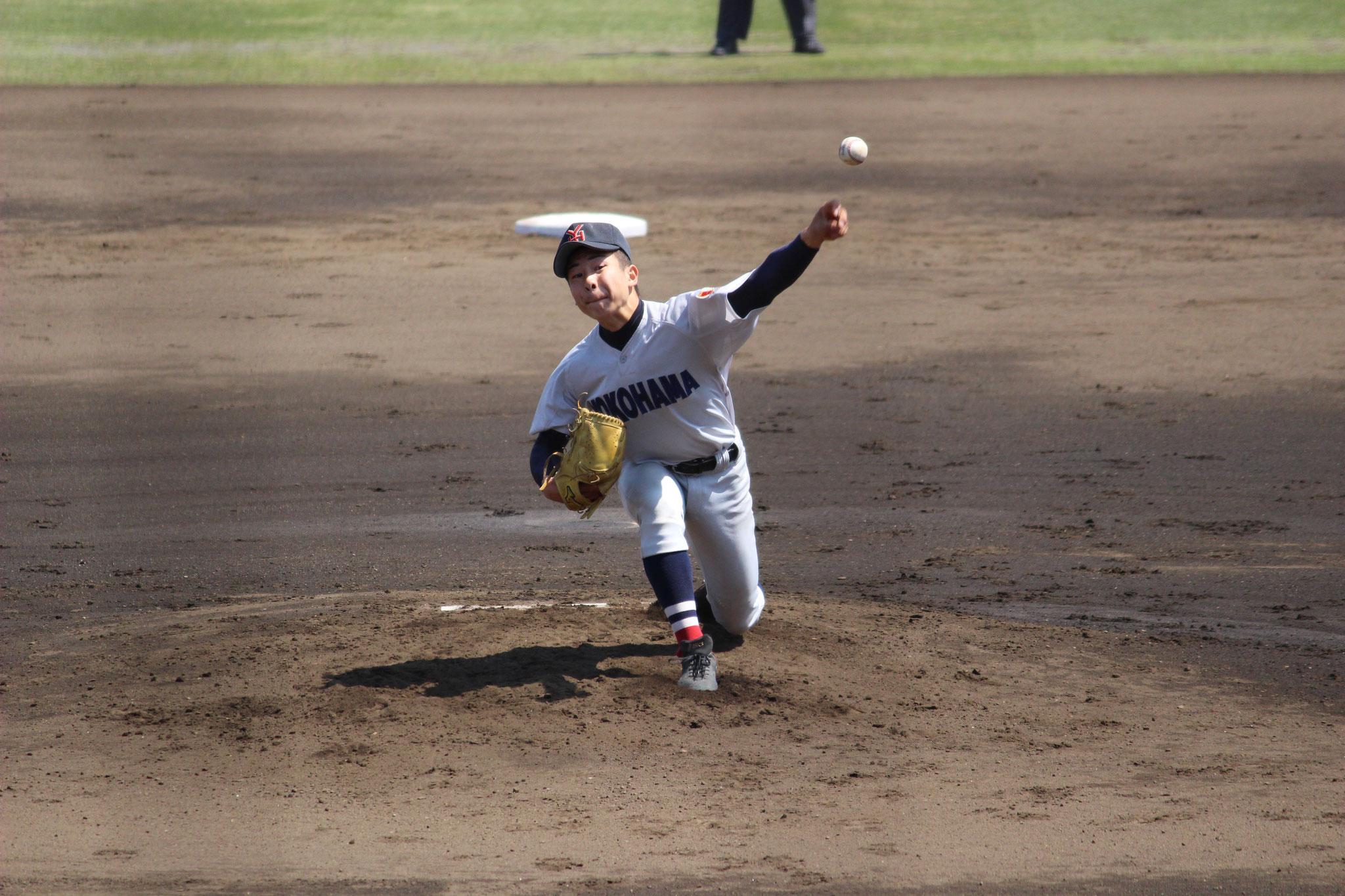 横浜高校 板川佳矢vs星槎国際湘南