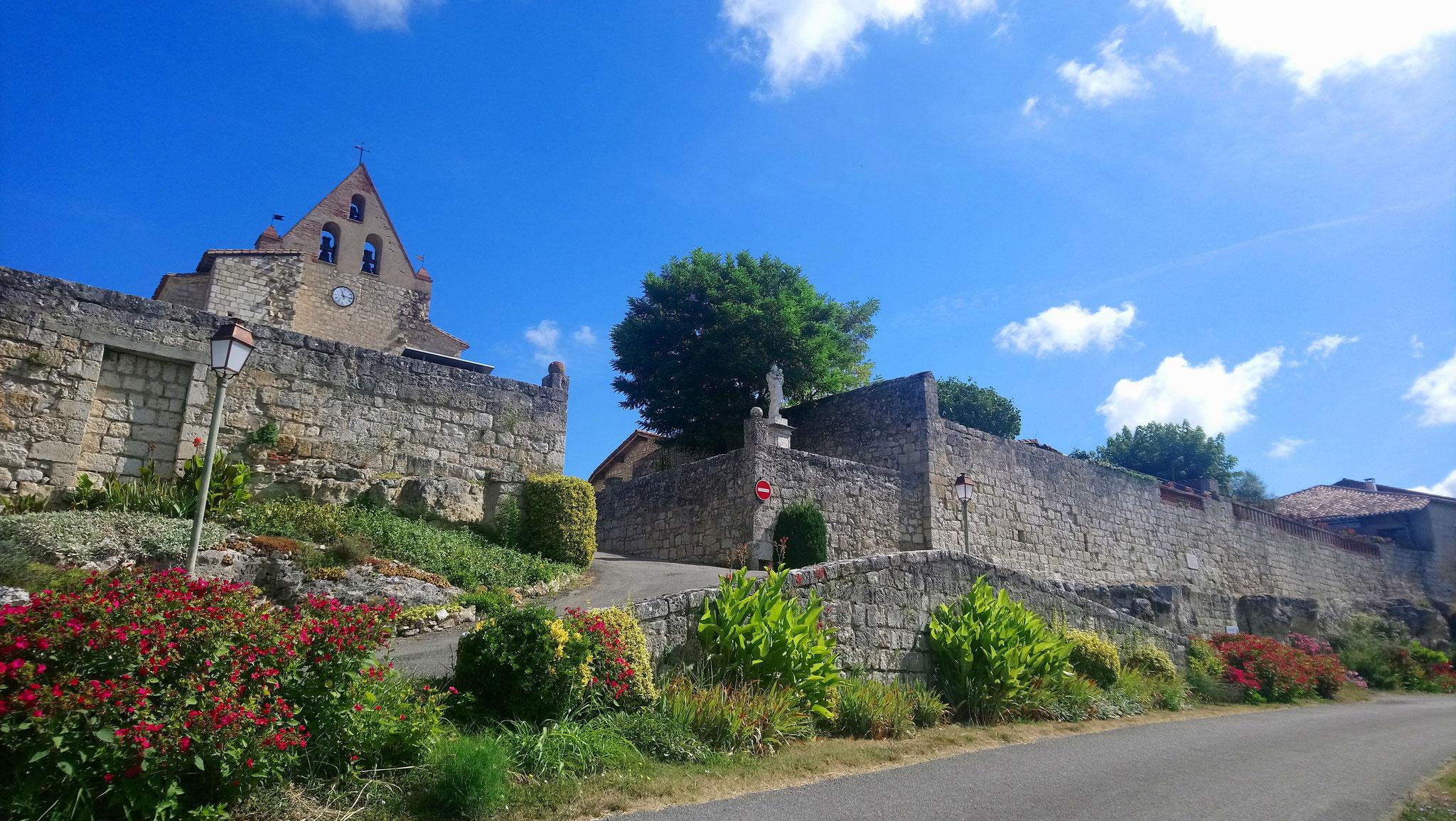 L'église Saint-Orens de Maubec