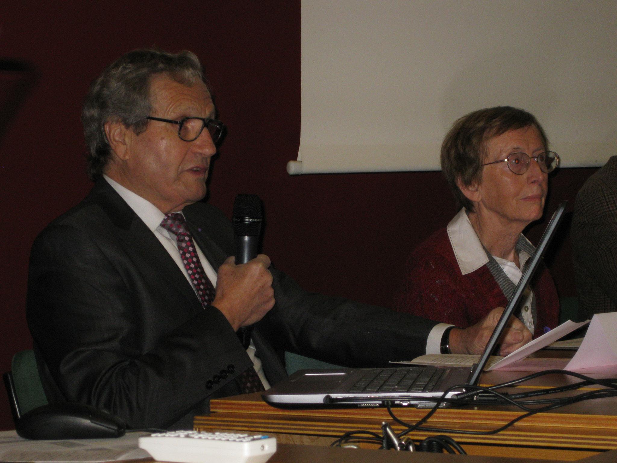R. Fernandes présente Jean Talon