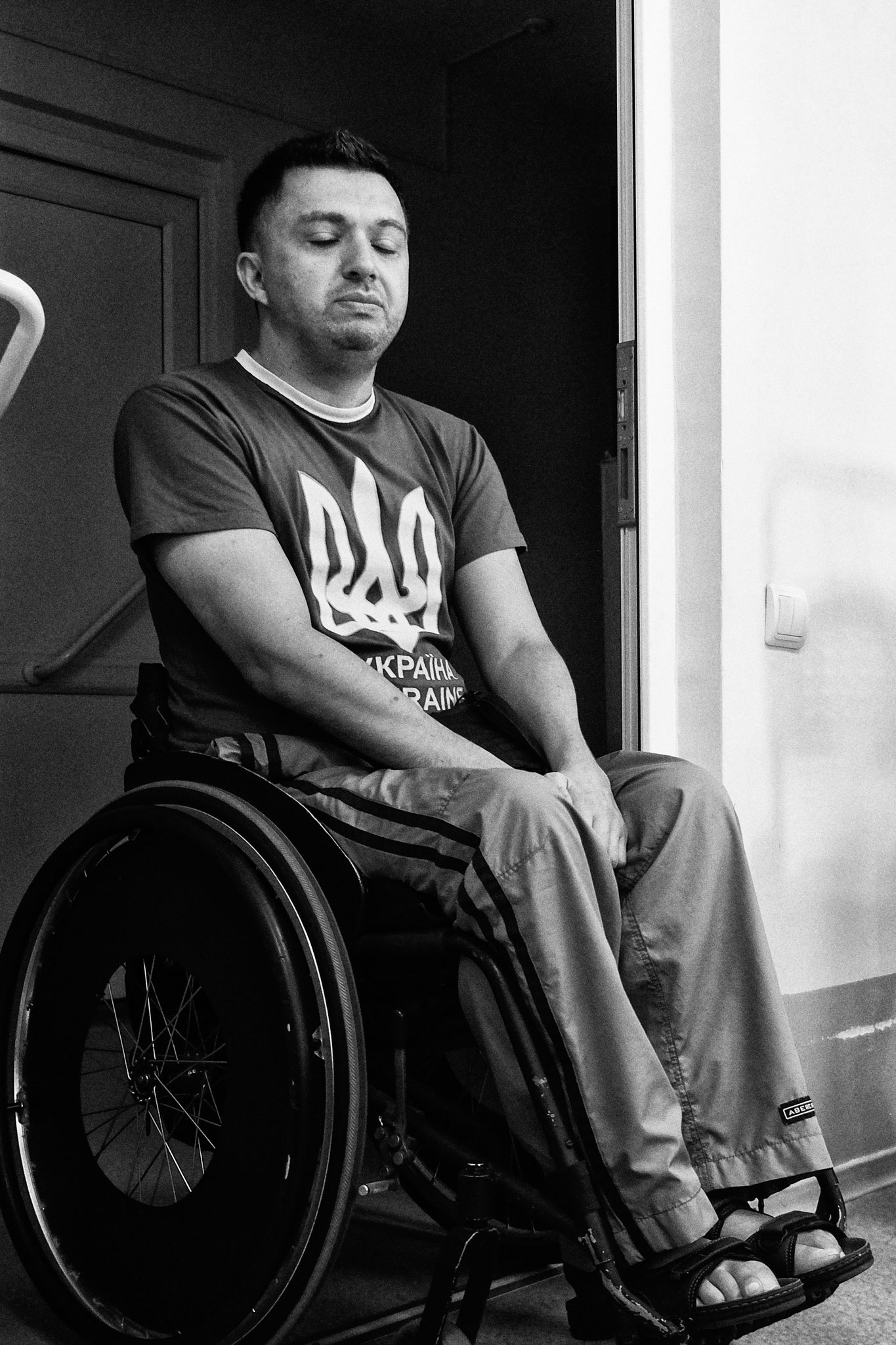 Rehabilitaion clinic, Kramatorsk 2019