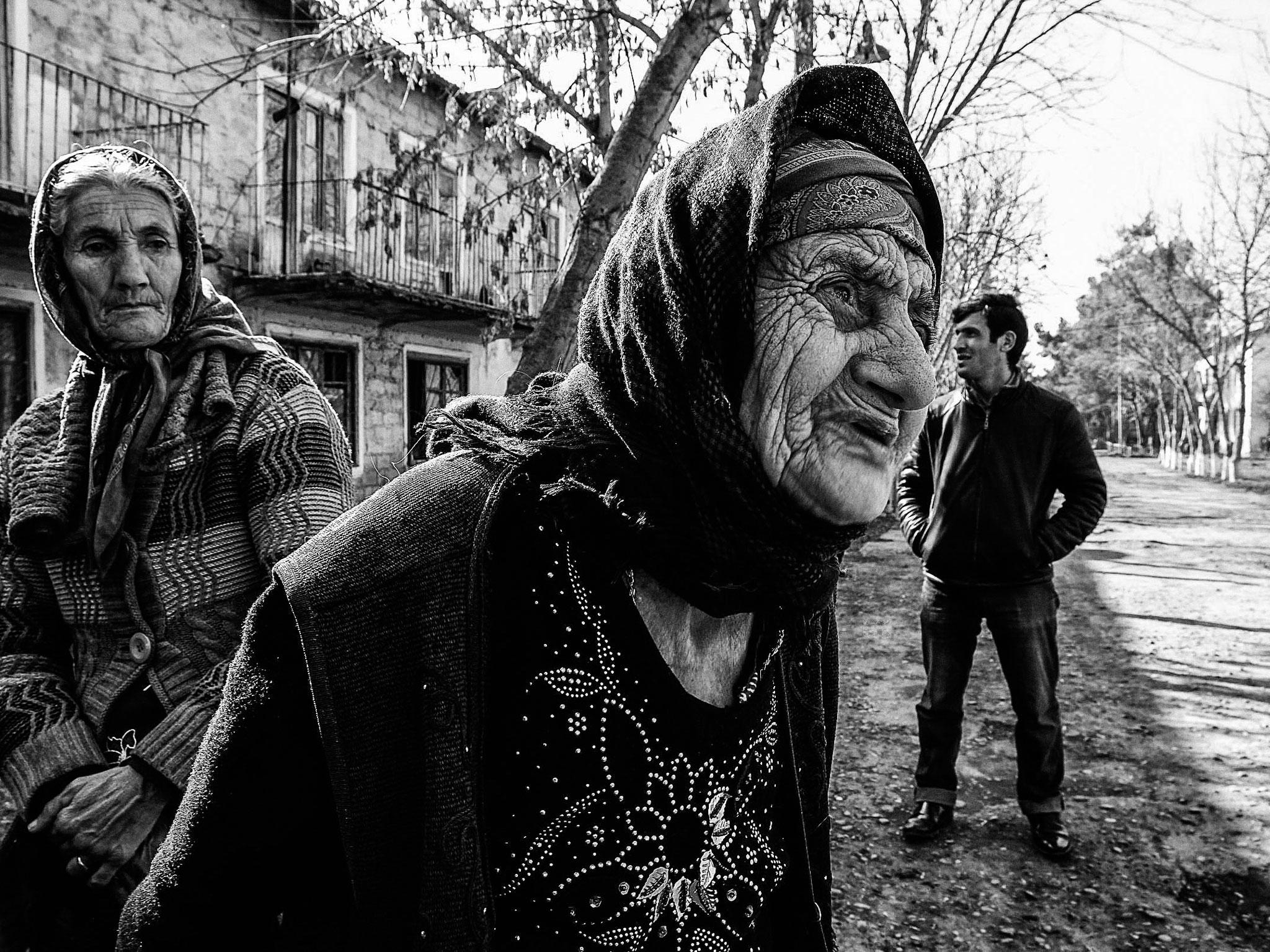 Collective house for IDPs from Nogorno Karabakh, AZ