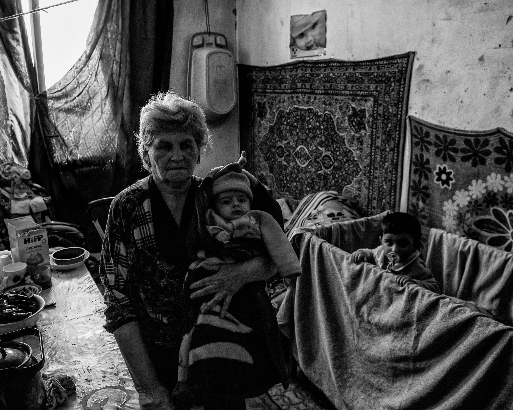 Abovyan (AM), Family from Baku AZ