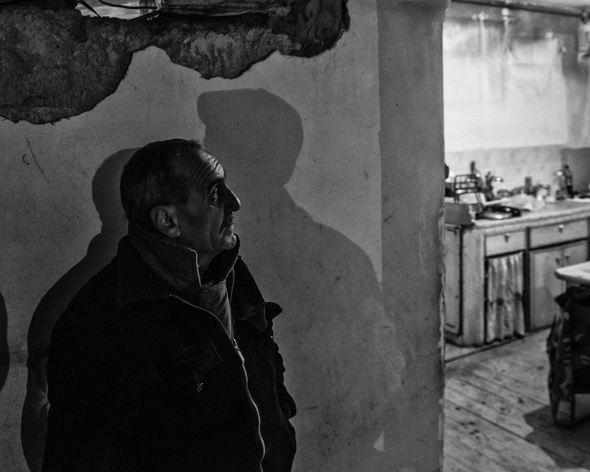 Refugee from AZ; Shushi/Nagorno Karabakh