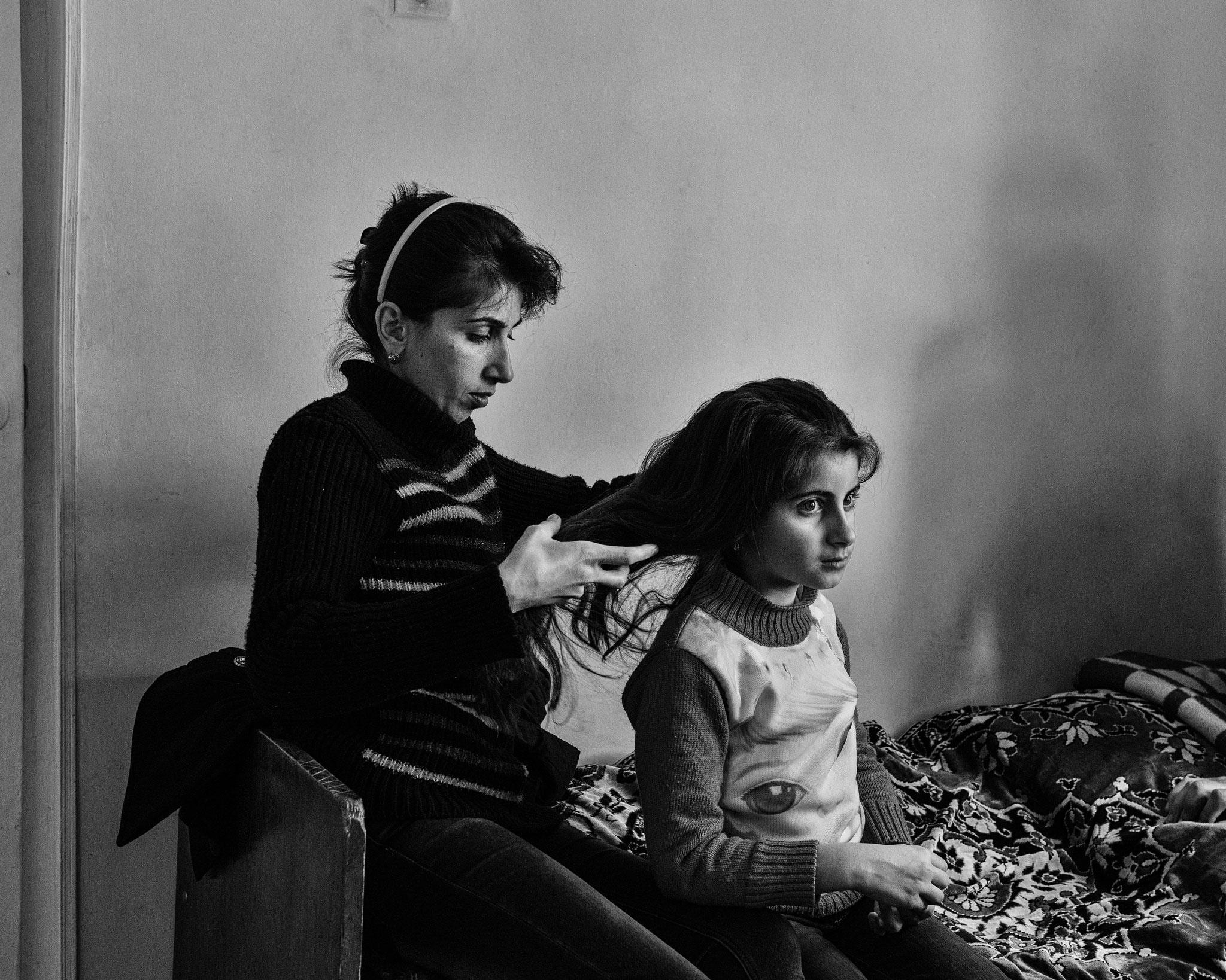Refugees from AZ; Sos/Nagorno Karabakh