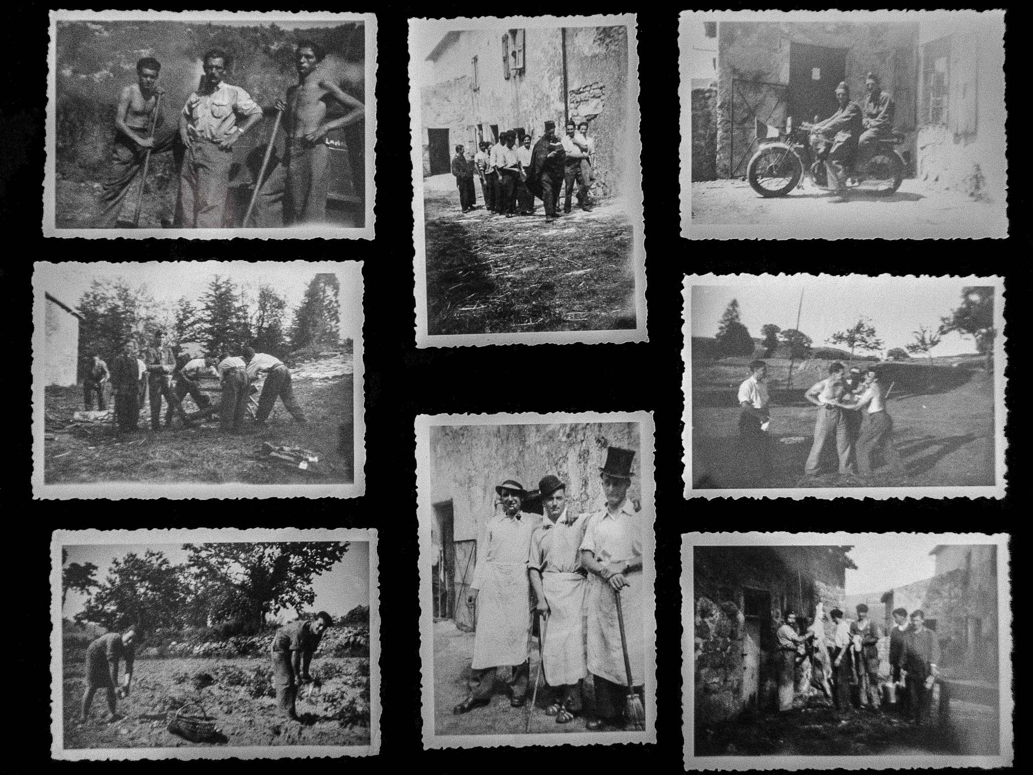 Le Maquis au quotidien, 1943-1944