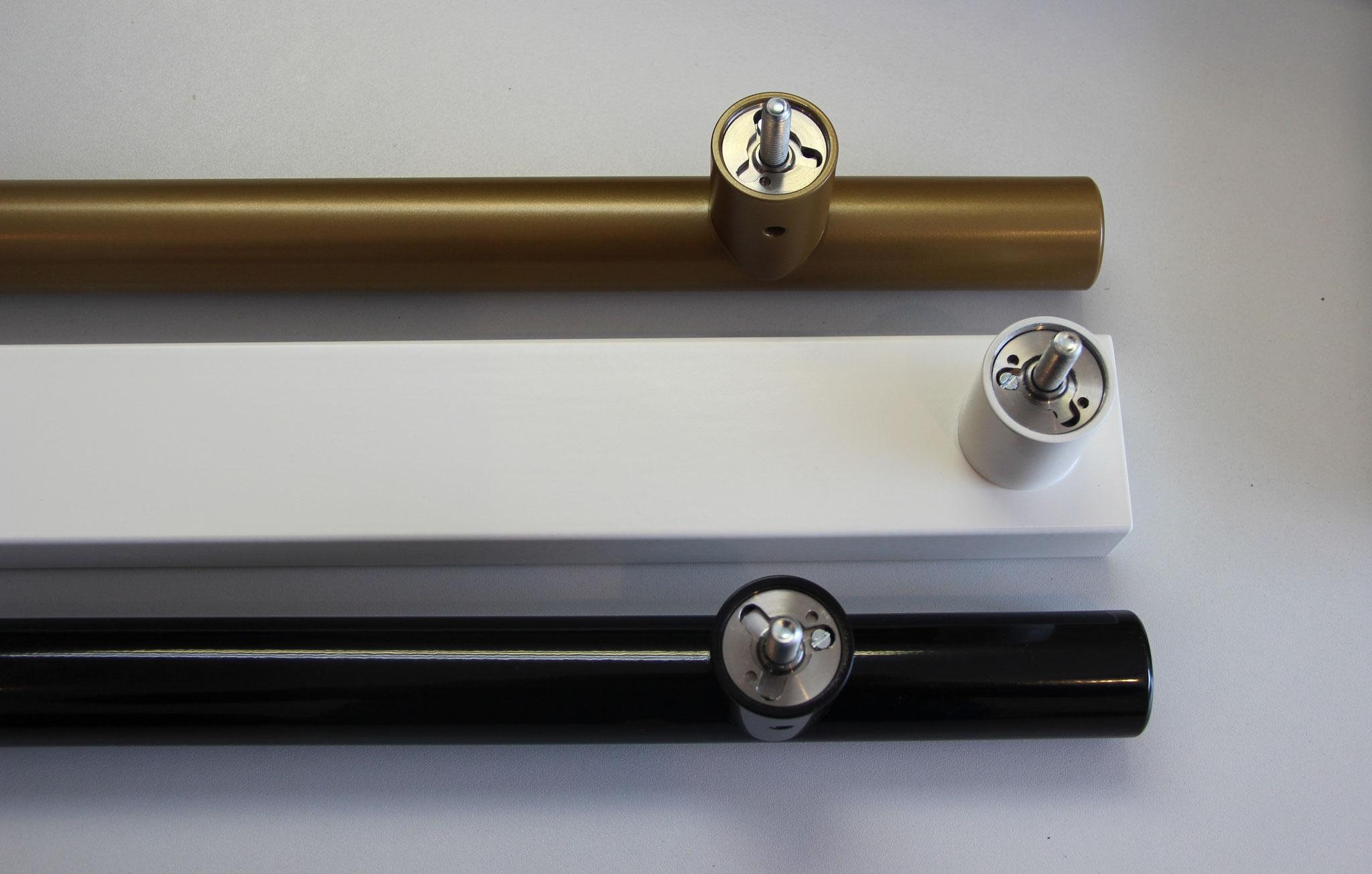 Powder-coated e-li handrails for your design