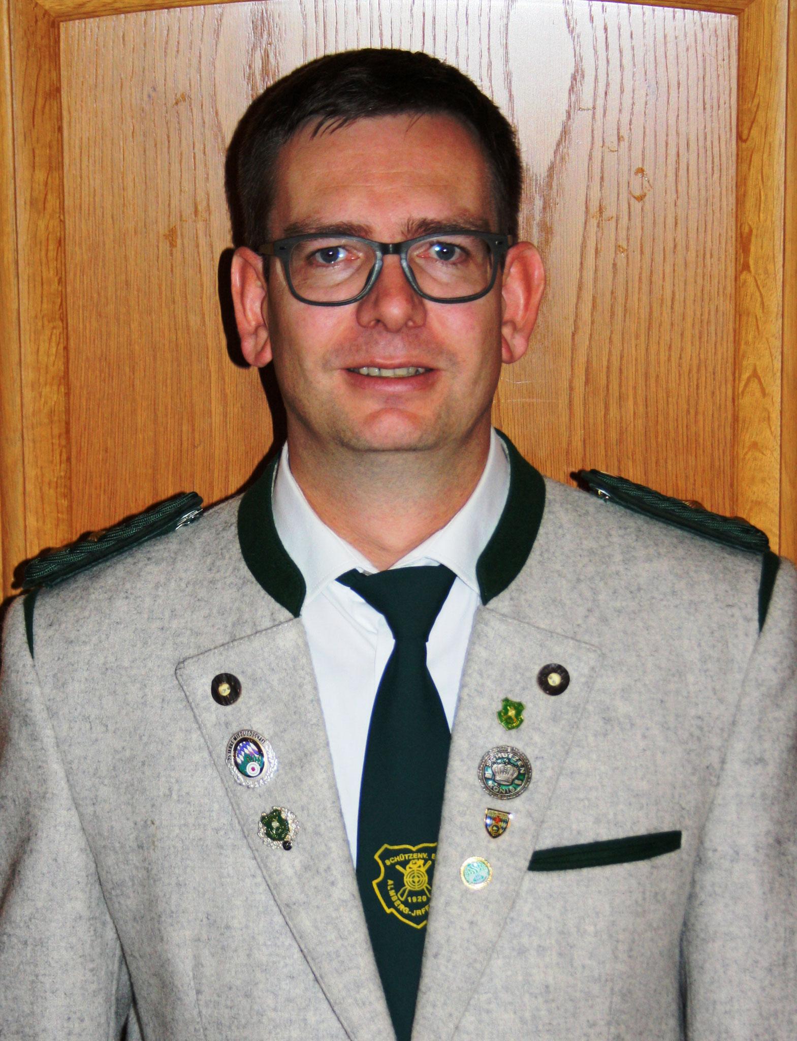 Michael Weber: 2. Schützenmeister