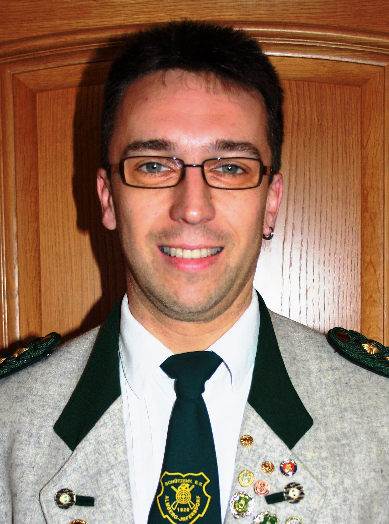 Simon Wittman: 1. Schützenmeister seit 2002, sechste Periode