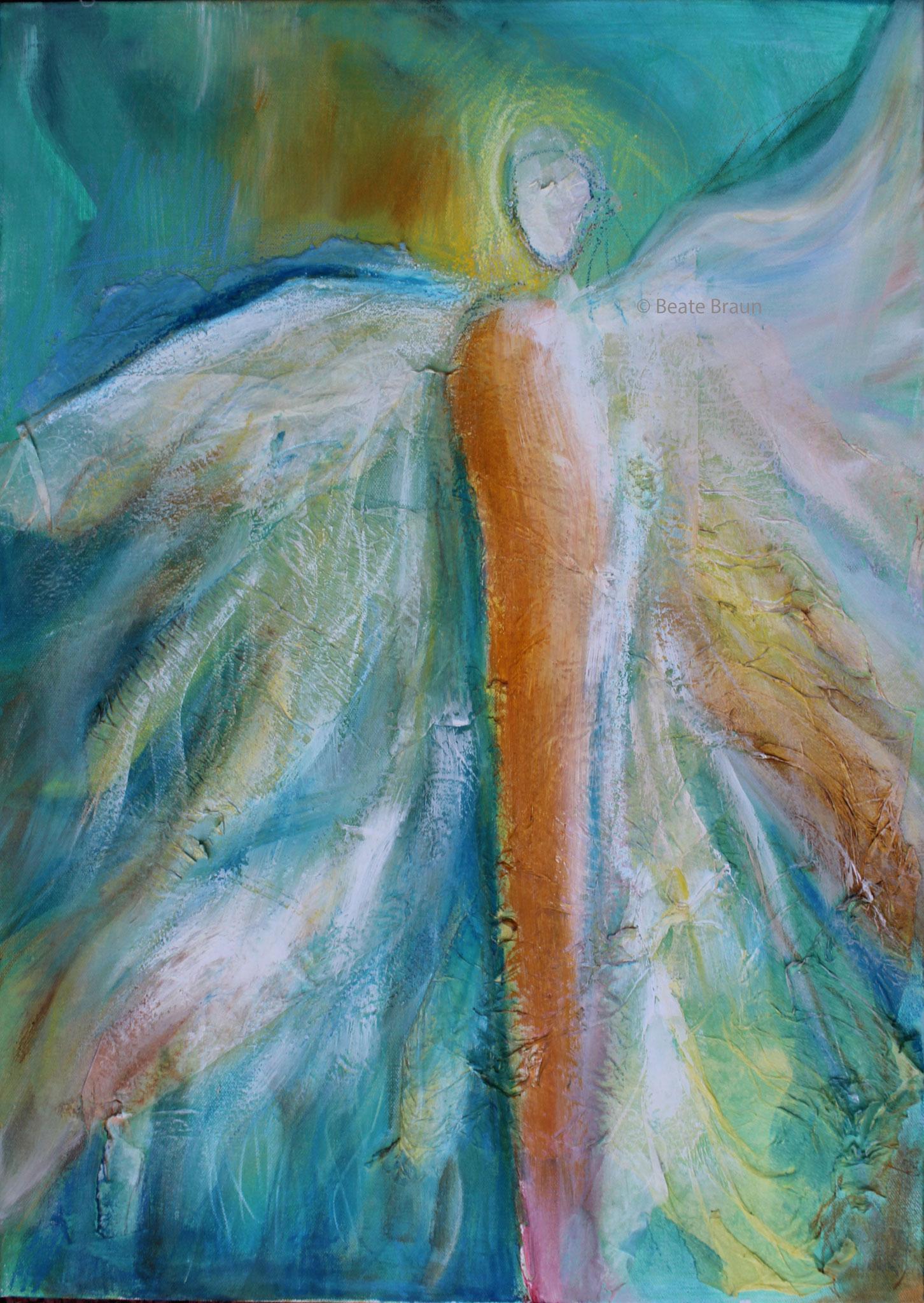 Engel der Geduld