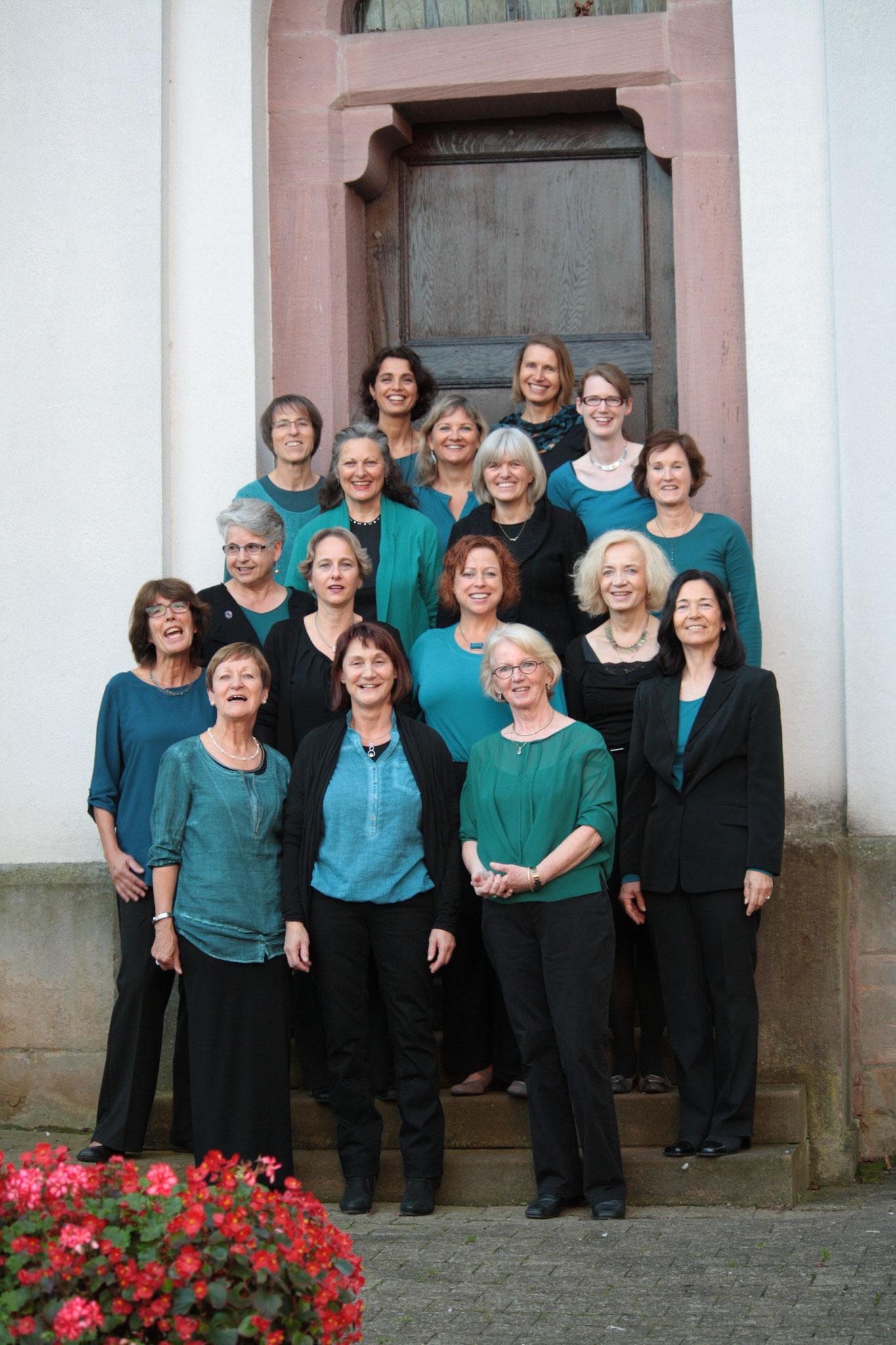 ... unser erstes Konzert in der Kirche in Mengen (2013)