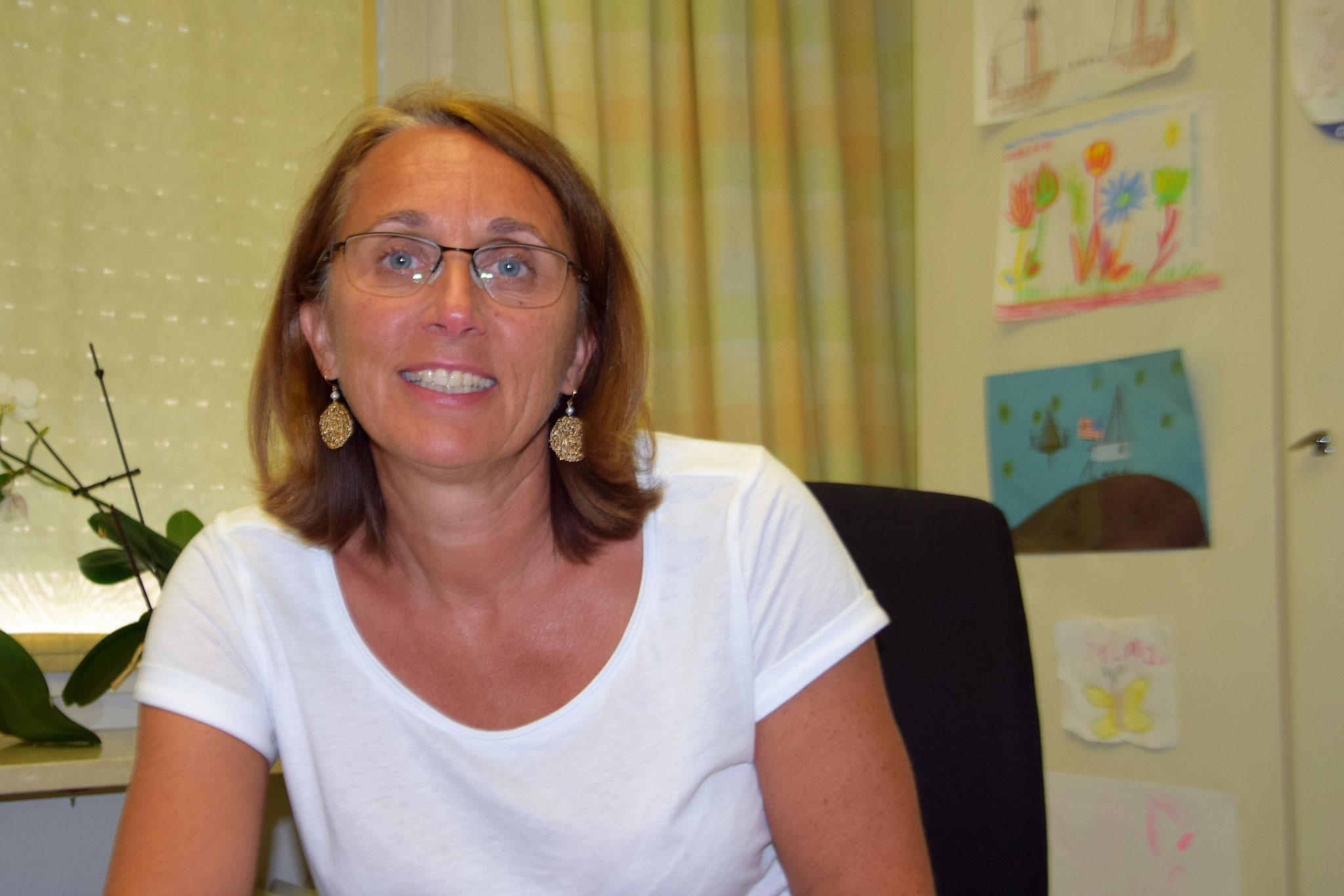 Monika Pletschacher - die Ärztin