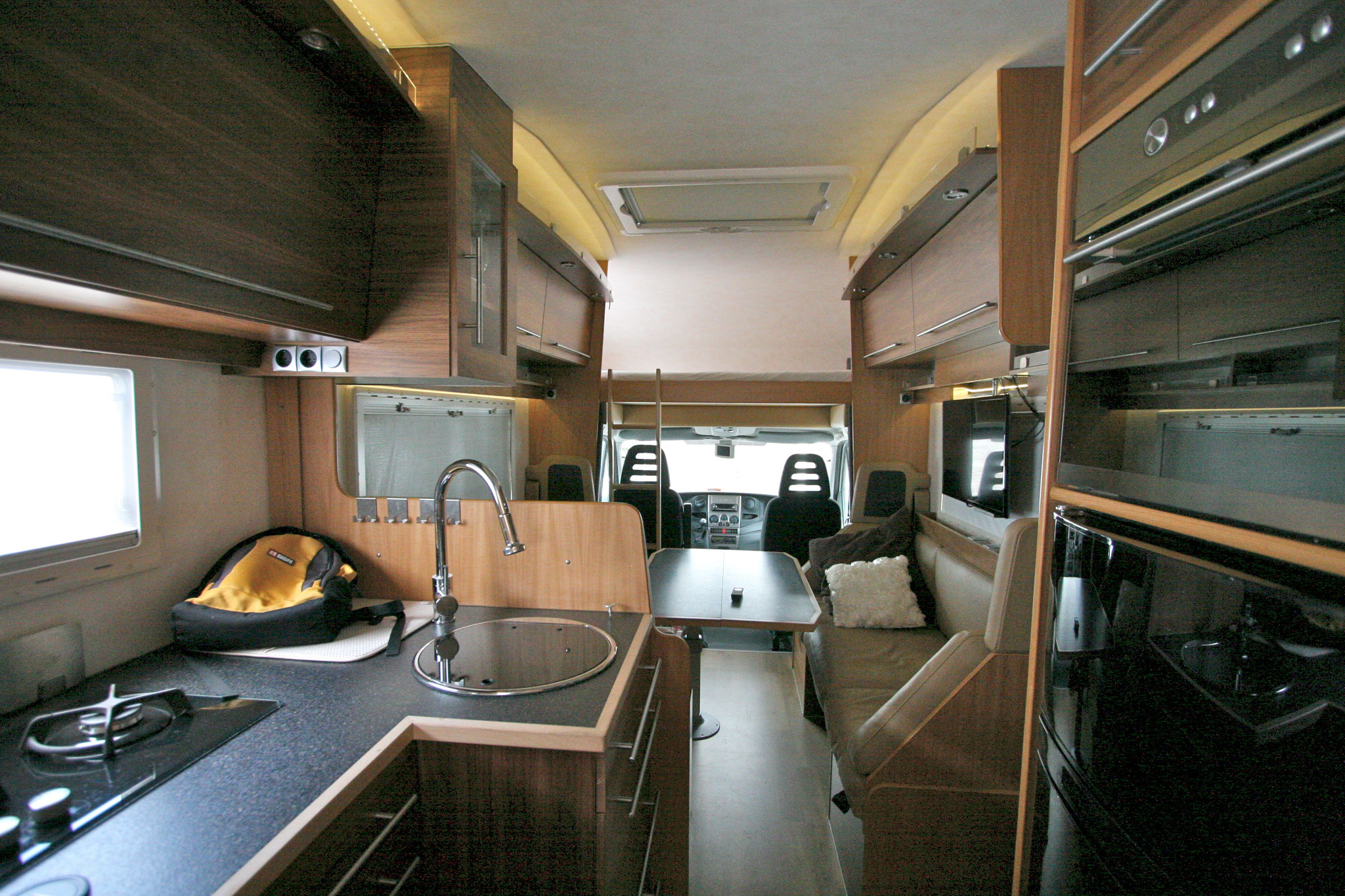 Luxe camper