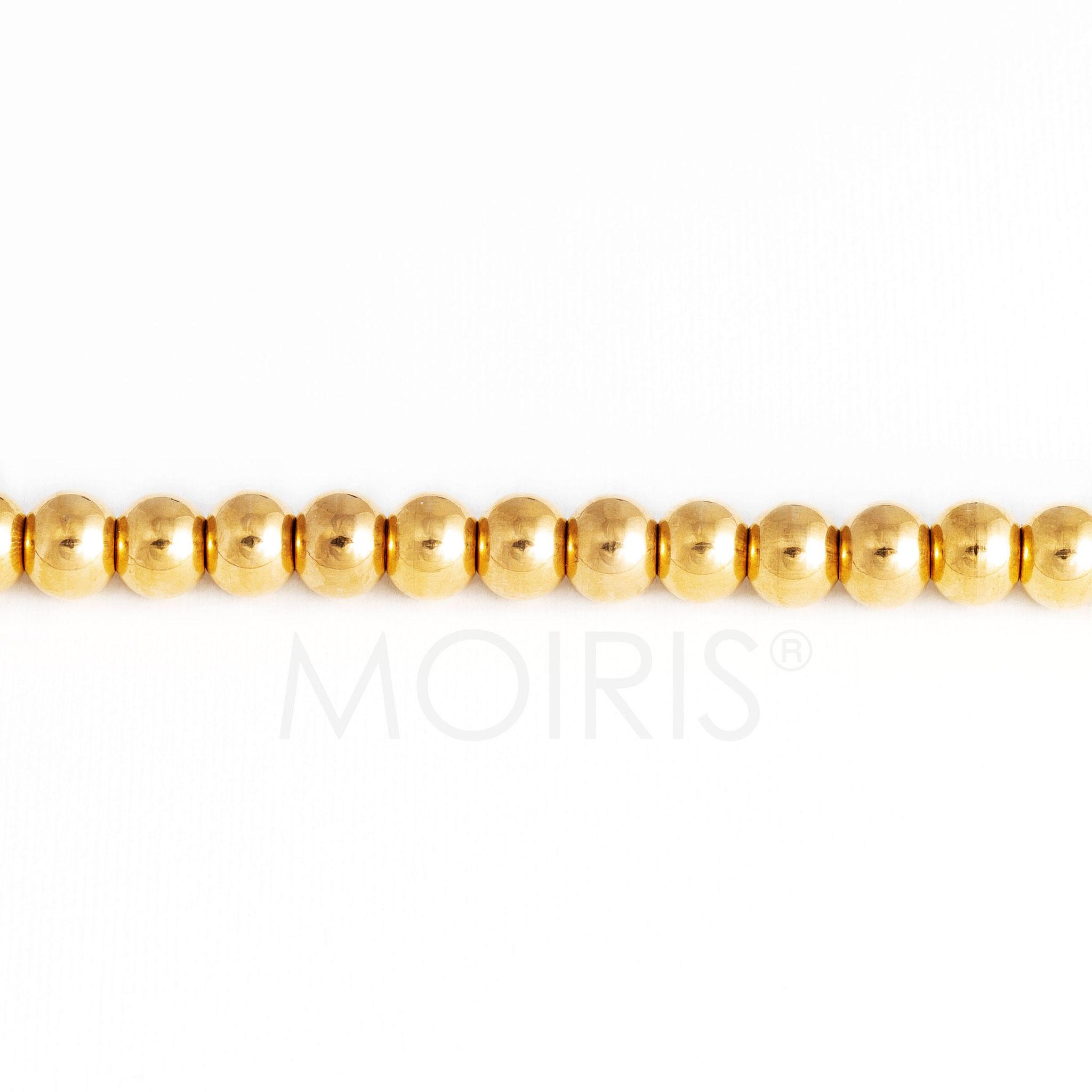 BH-Schmuckträger Virginia Gold 6mm