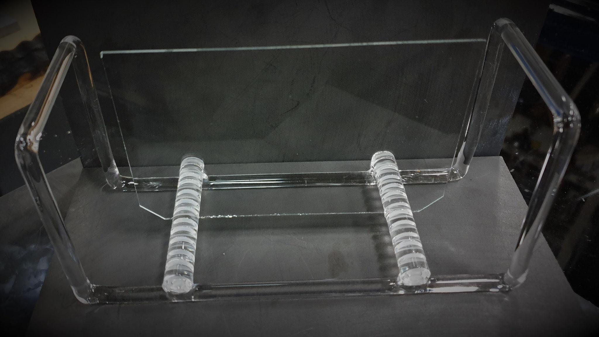 Waferholder, quartzglass