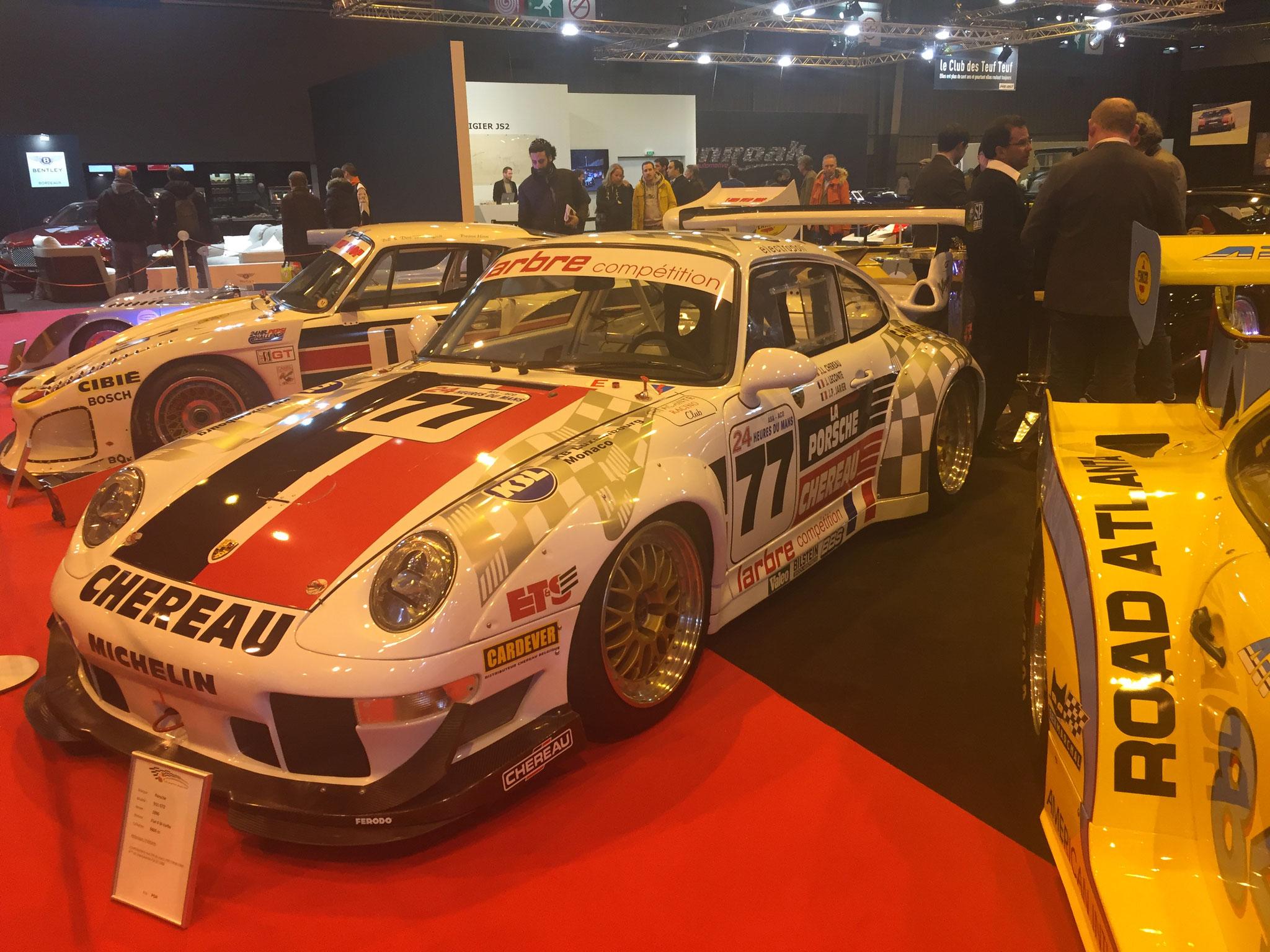 PORSCHE 911 GT2 (1996)