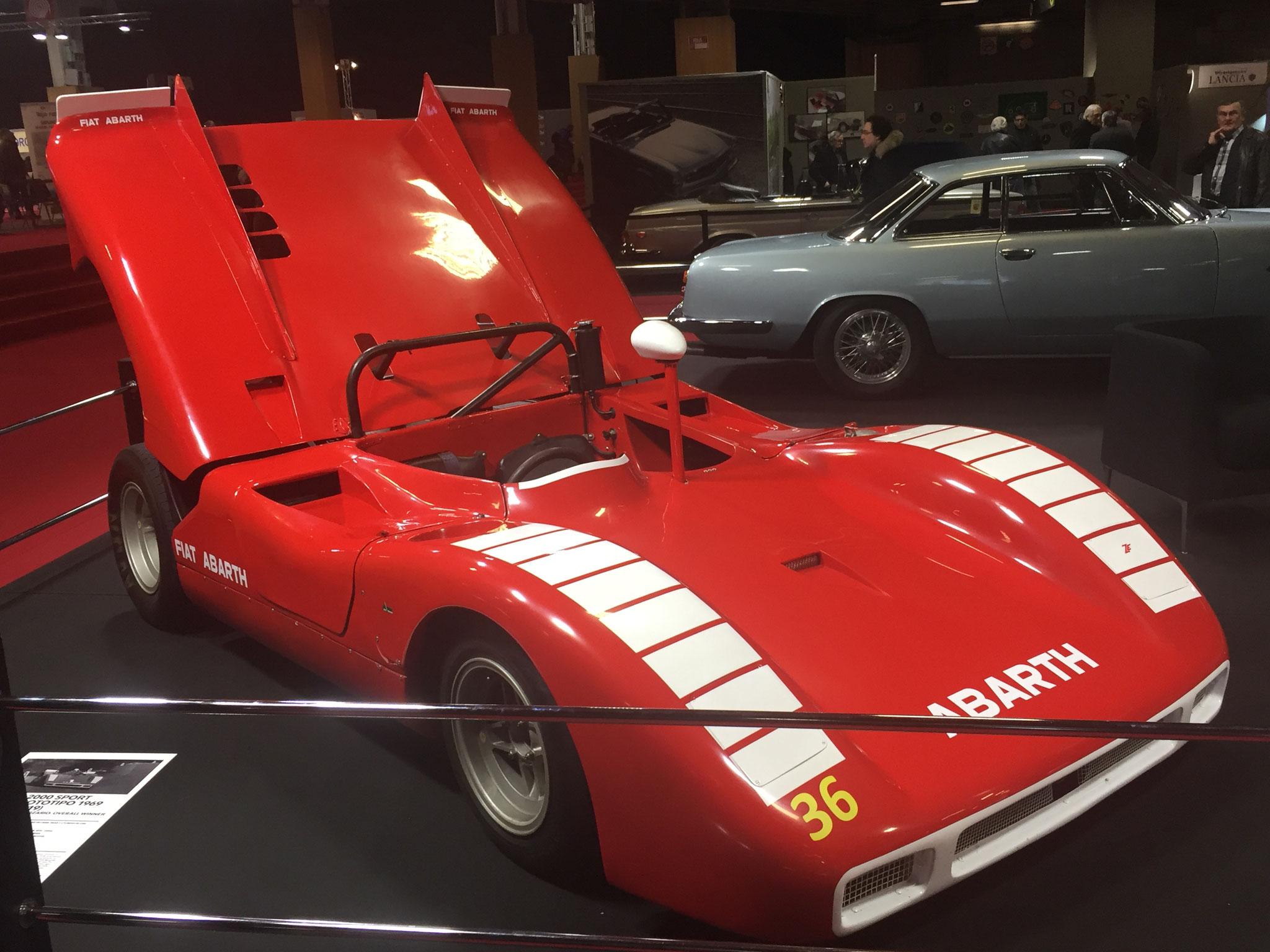 ABARTH 2000 SPORT (1969)