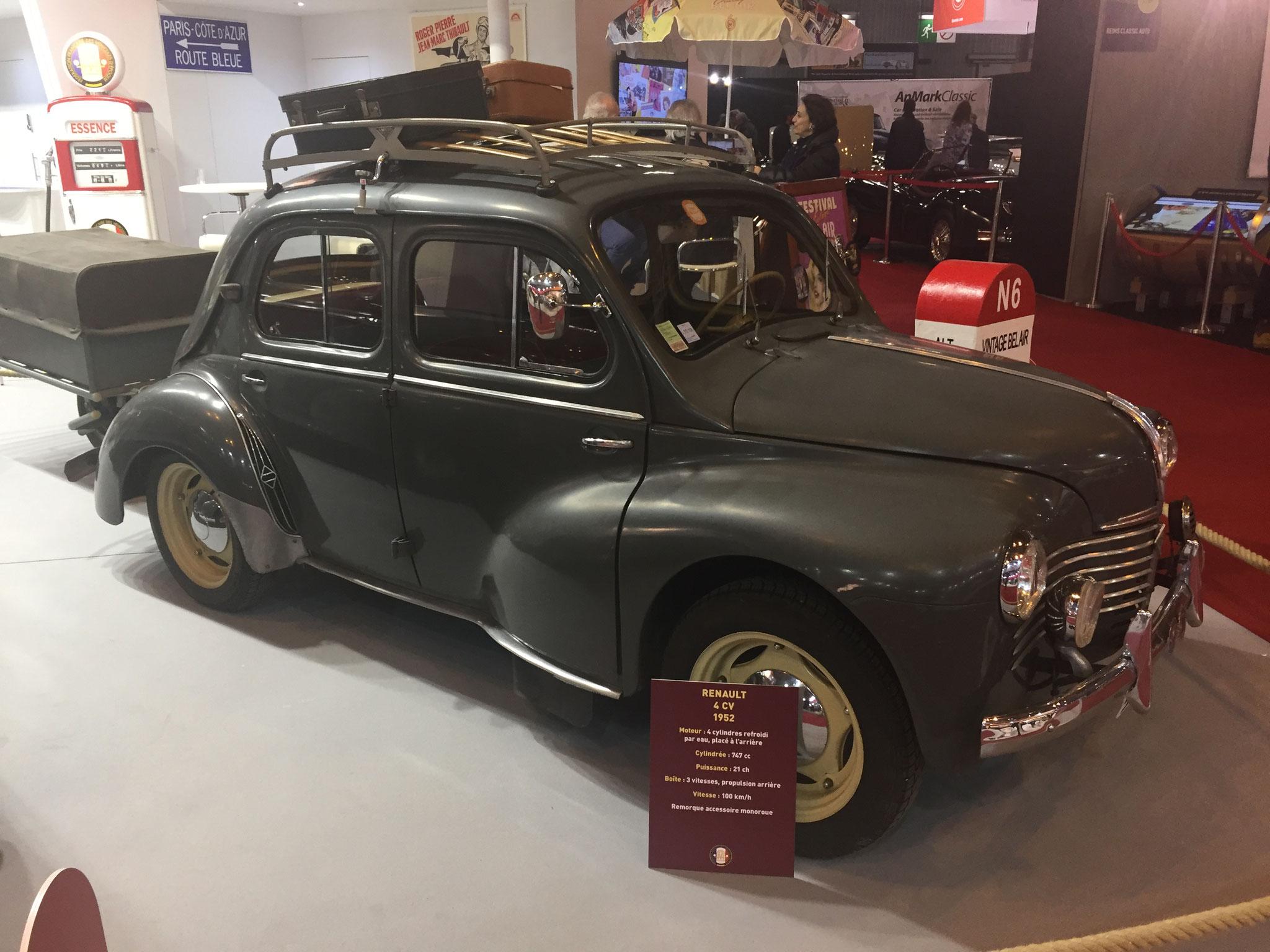 Renault 4 CV (1952)