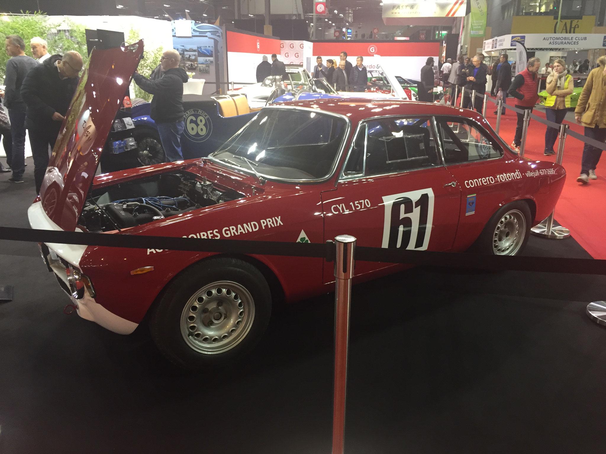 ALFA ROMEO GIULIA GTA 1600 CORSA (1965)