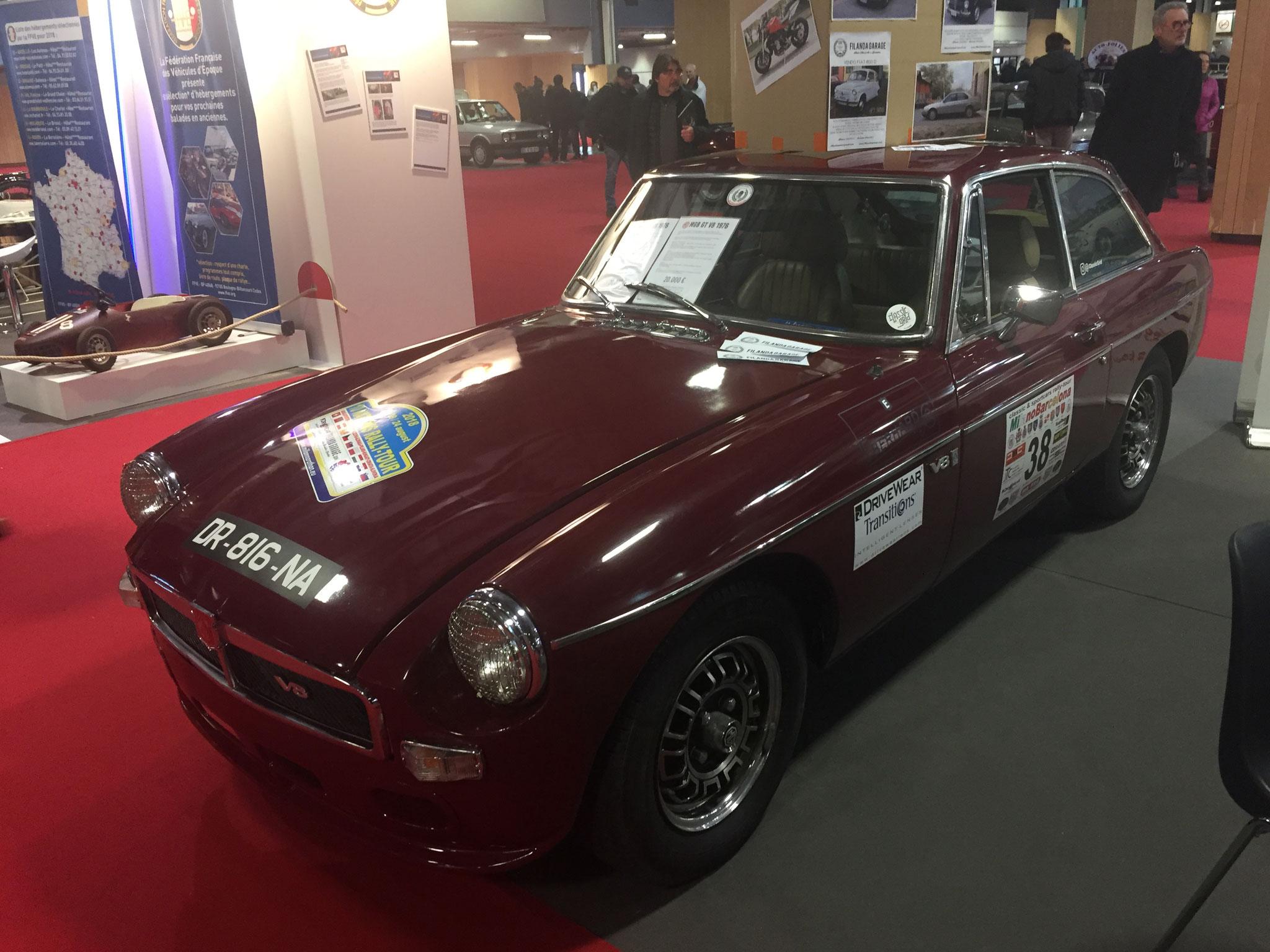 MGB GT V8 (1976)