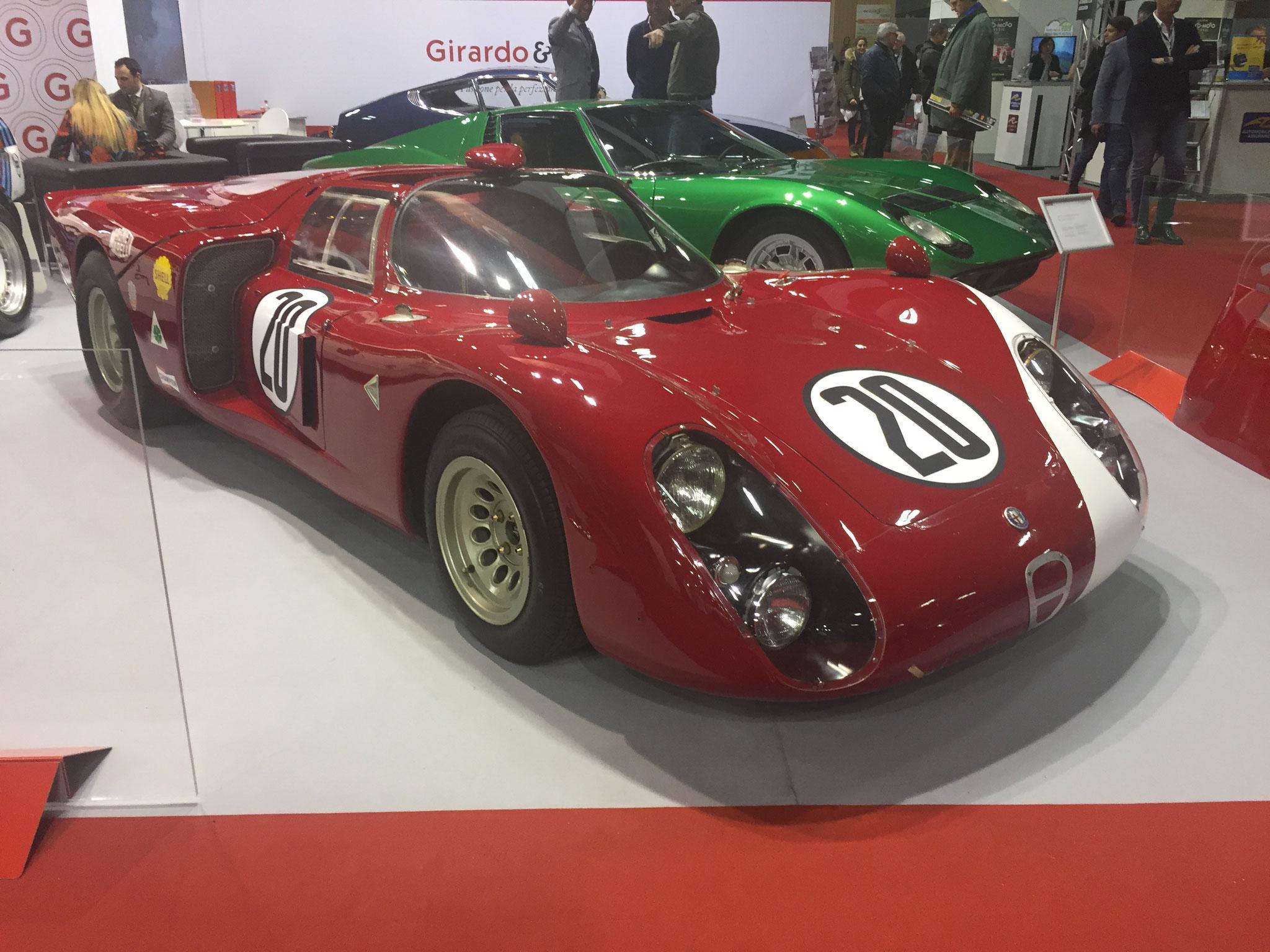 ALFA ROMEO DAYTONA T33/2 (1968)