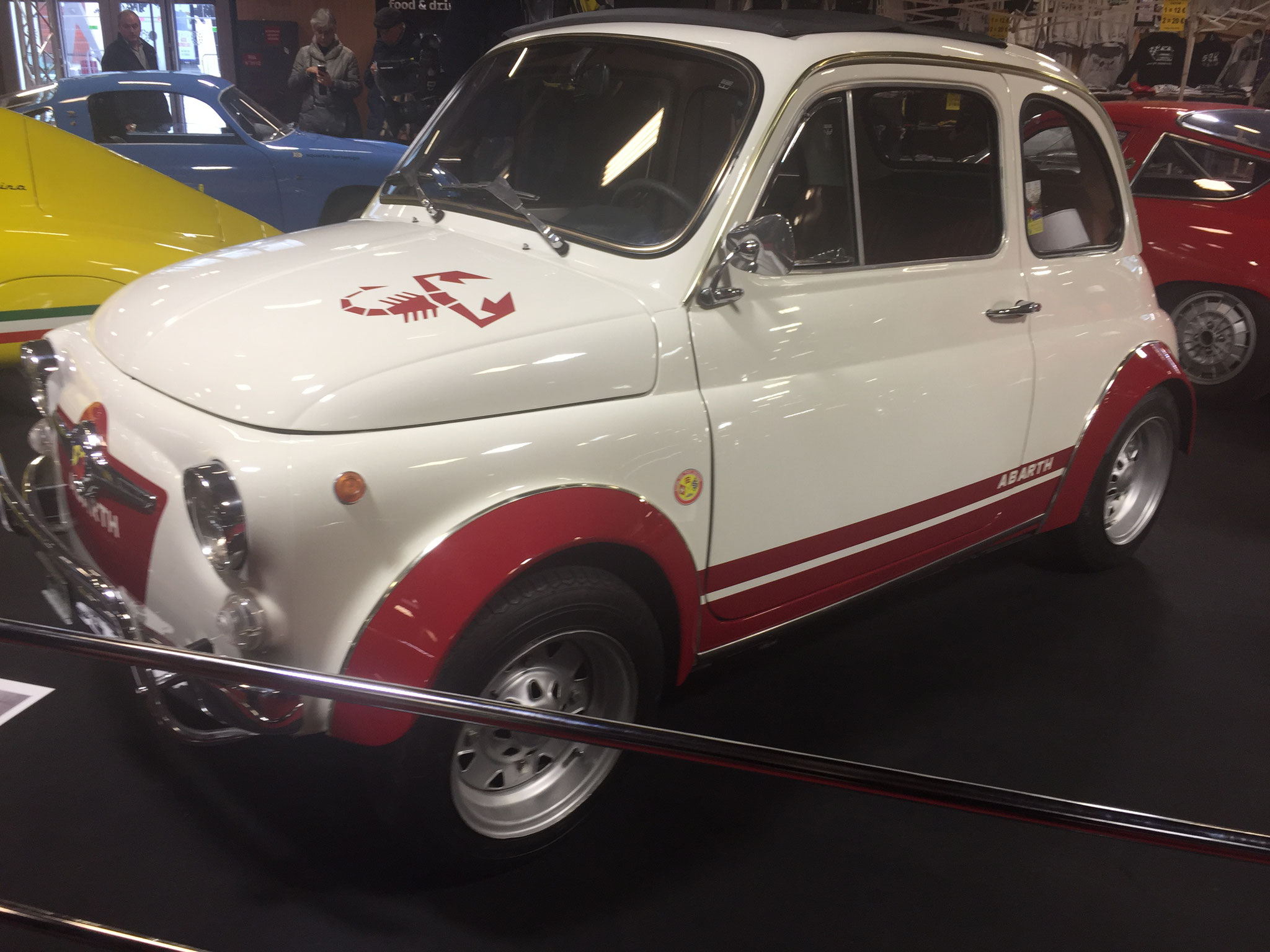 FIAT ABARTH 595 SS (1970)