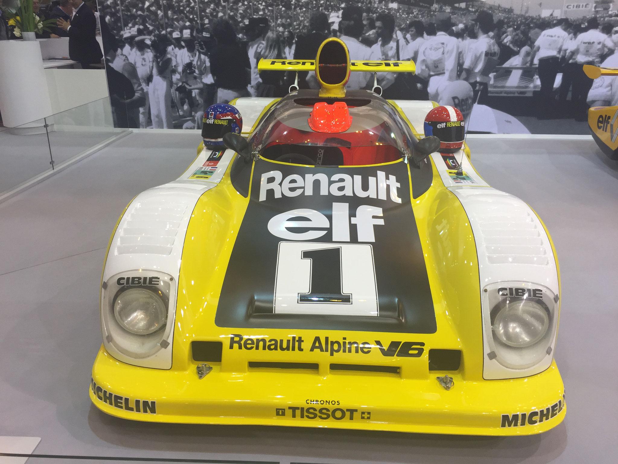 RENAULT ALPINE A443 (1978)