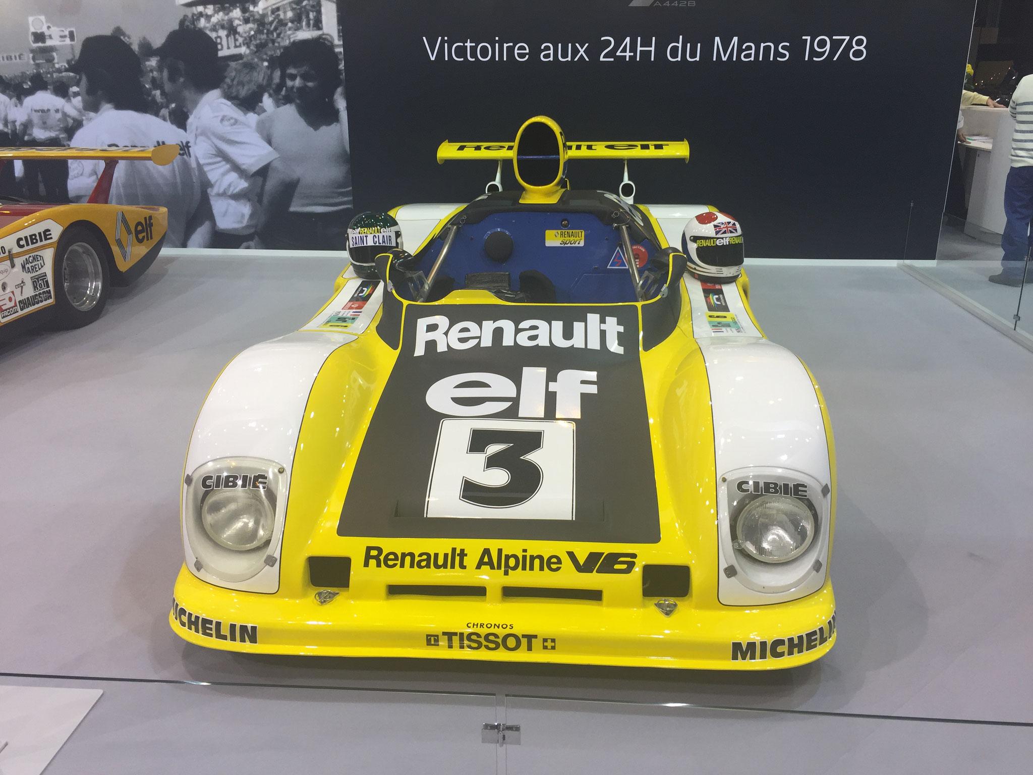 RENAULT ALPINE A442 (1978)