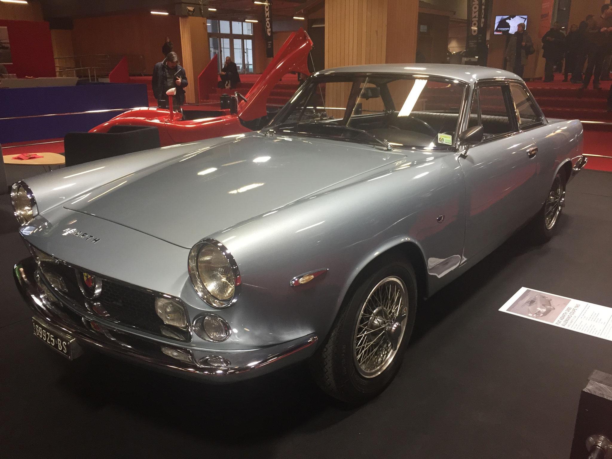 FIAT ABARTH 2400 (1965)